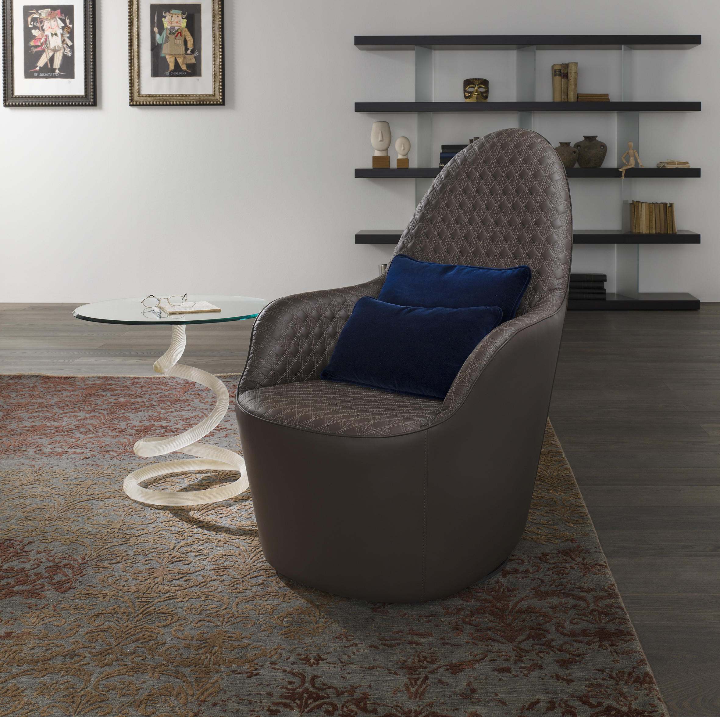 ... Swan Chair By Reflex ...