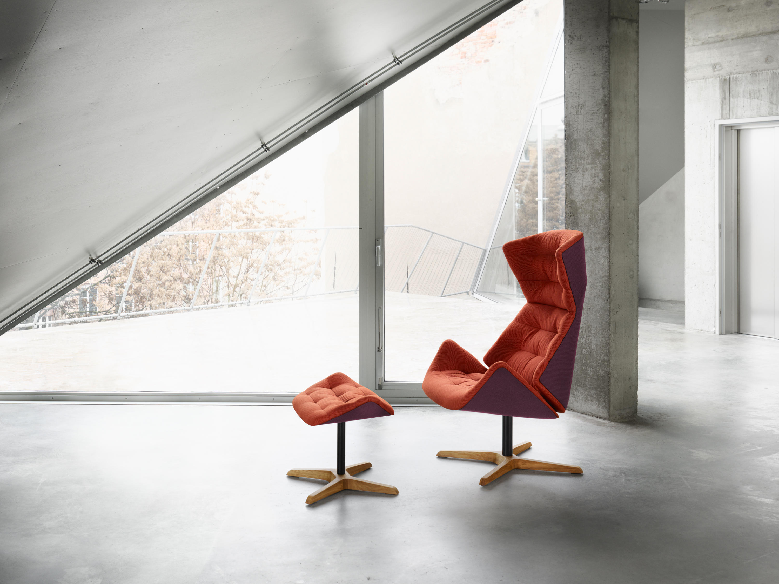 808 Armchairs From Thonet Architonic