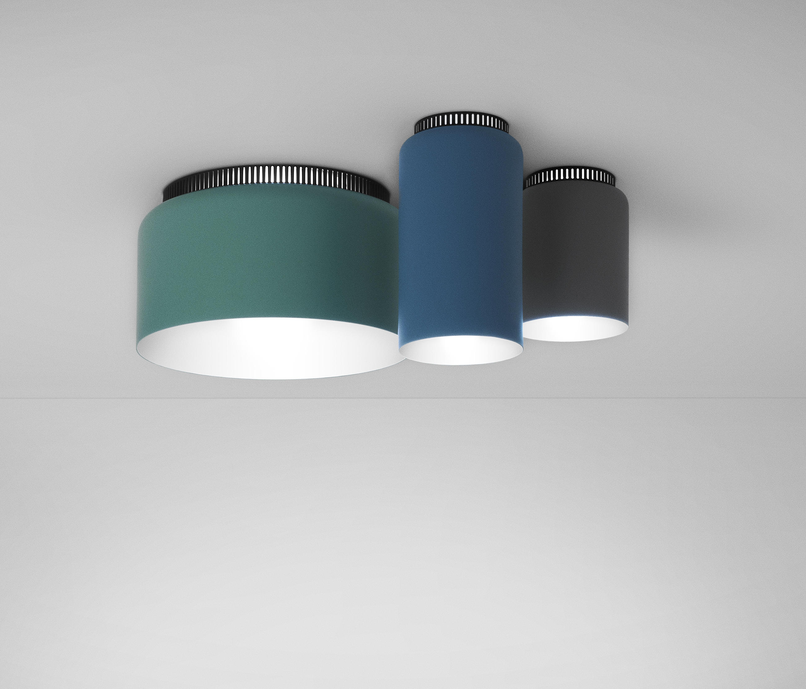 Aspen S17b Suspended Lights From B Lux Architonic
