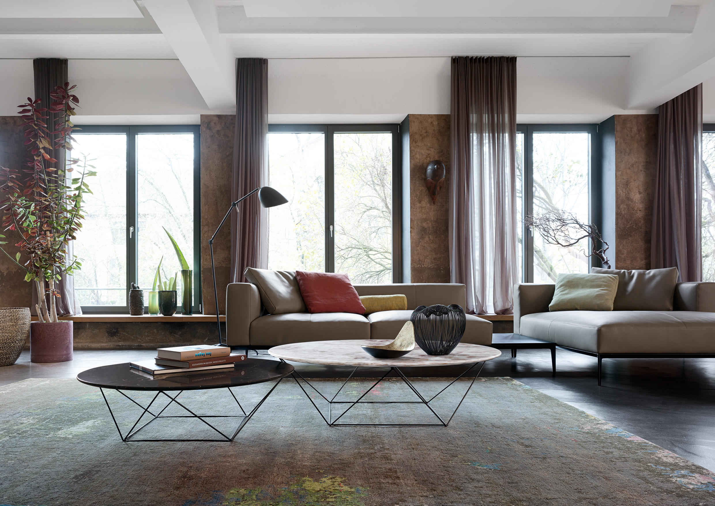 Joco Stone Coffee Tables From Walter Knoll Architonic