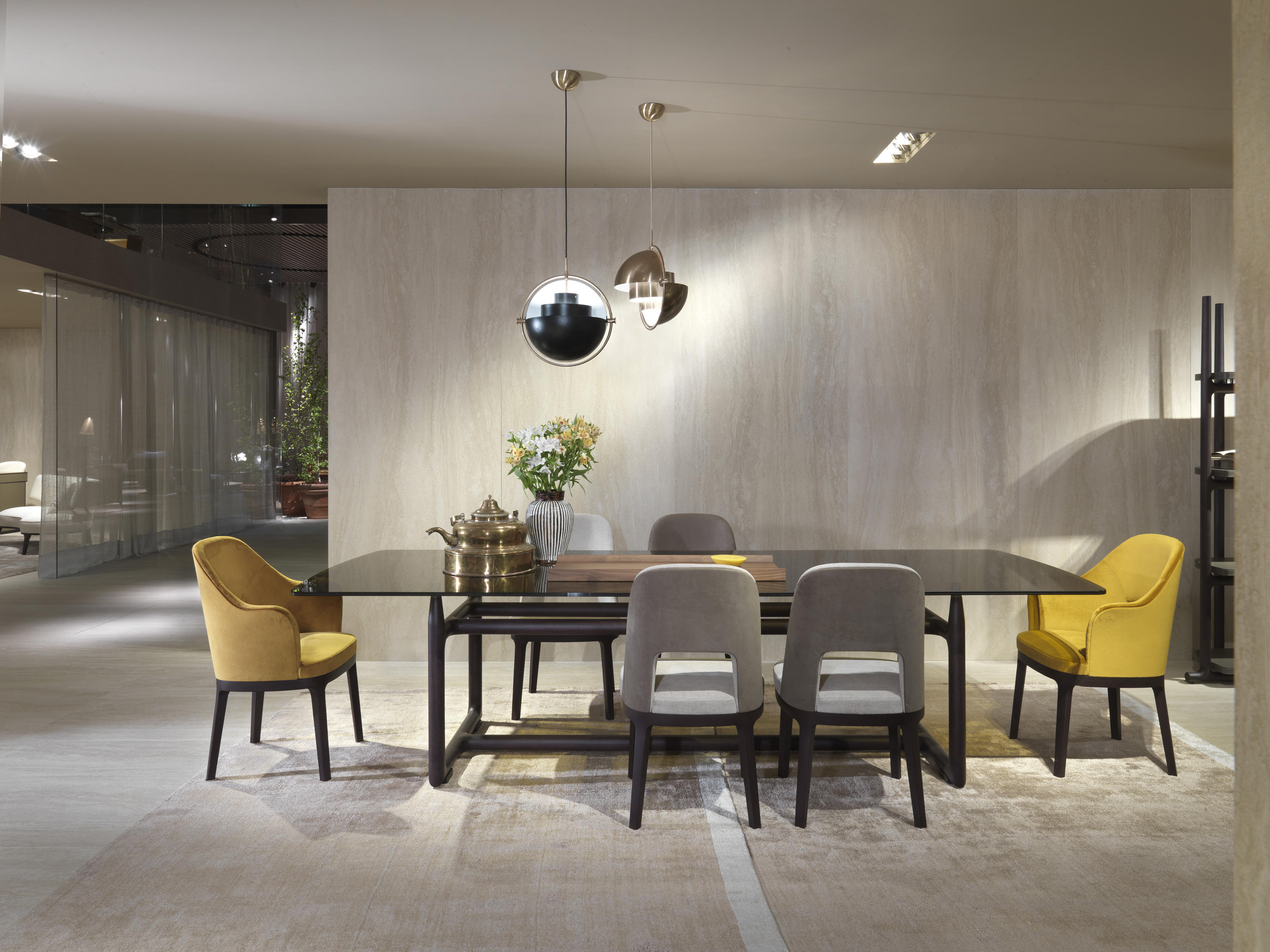Judit Chairs From Flexform Mood Architonic