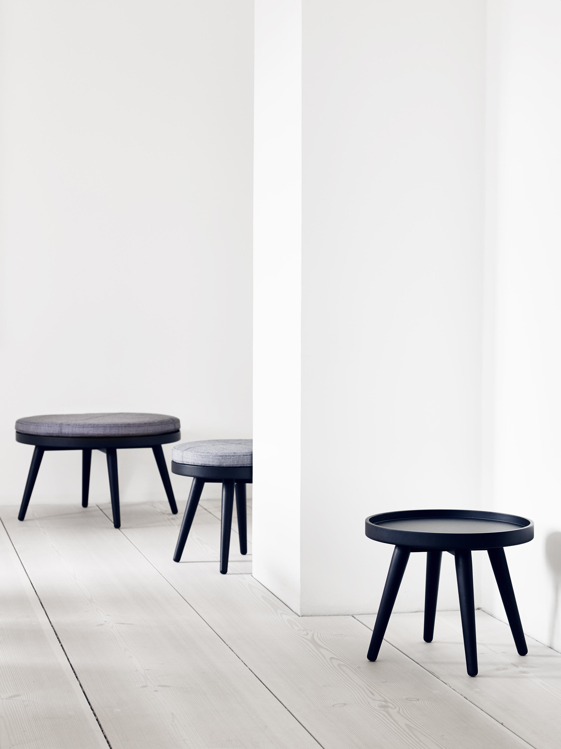 alma pouf small poufs from softline a s architonic. Black Bedroom Furniture Sets. Home Design Ideas