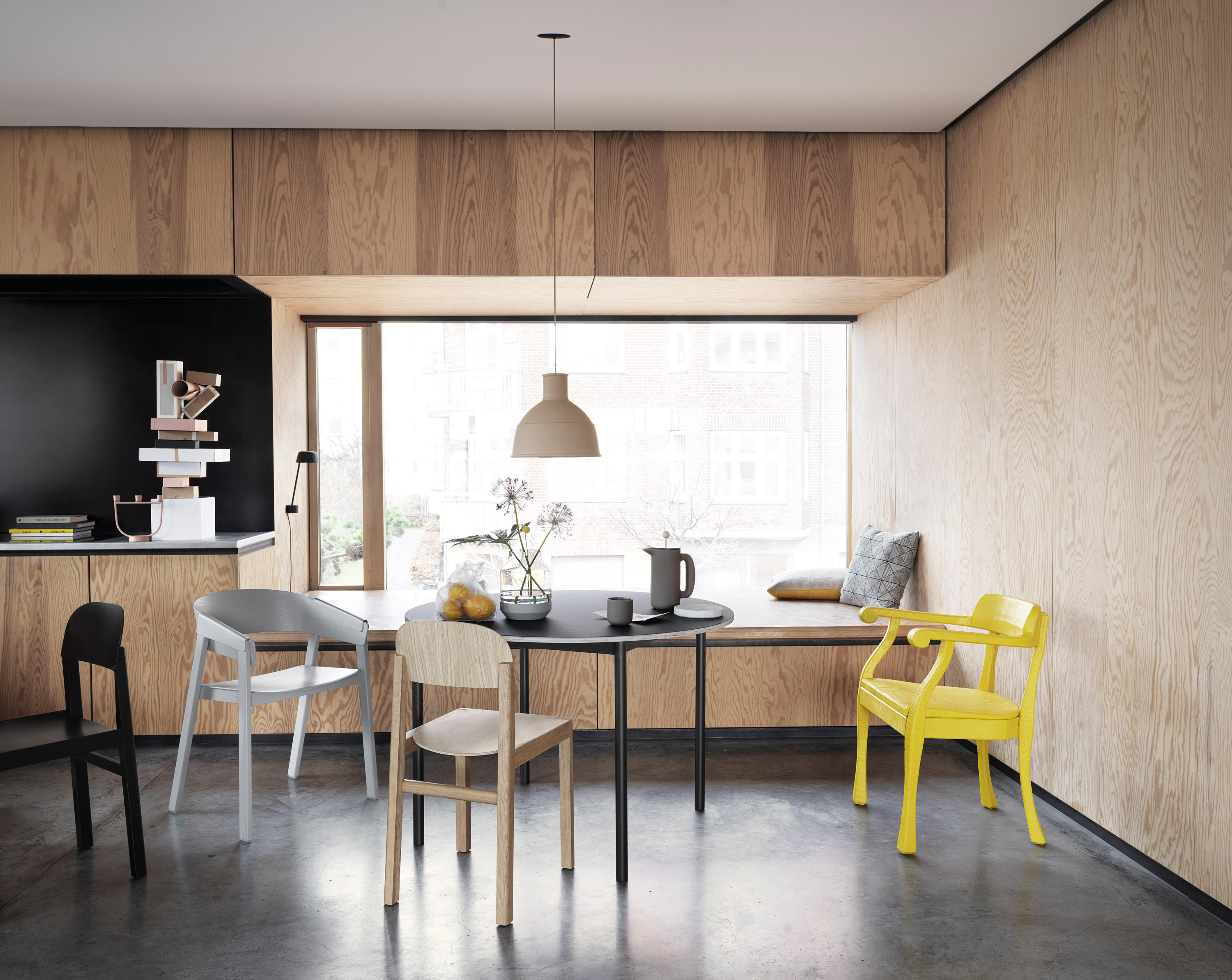 Base Table Small Dining Tables From Muuto Architonic