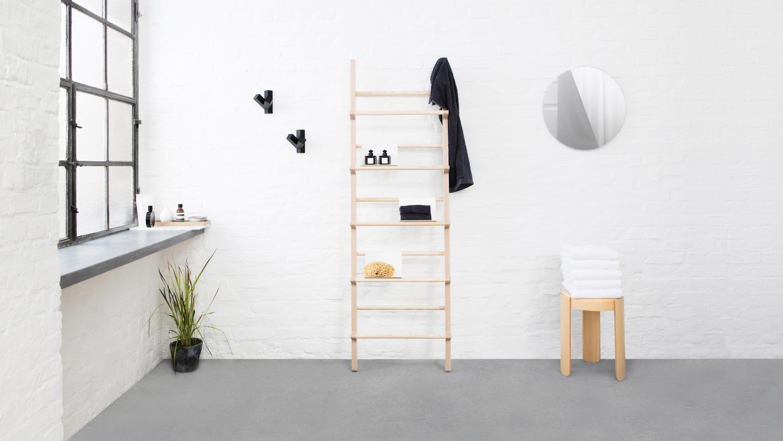 Hem Design stack shelf set of 2 wall shelves from hem architonic