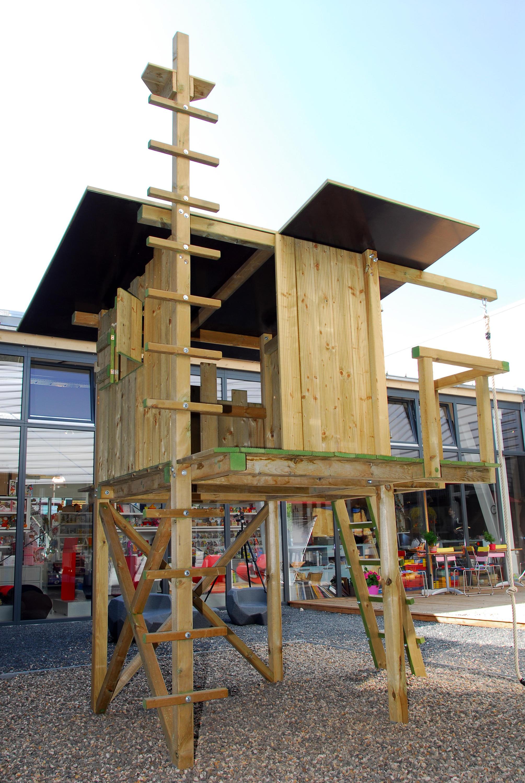 bruno s baumhaus kinderspielger te von de breuyn. Black Bedroom Furniture Sets. Home Design Ideas
