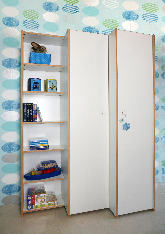 schrankkombination kinderschrankm bel von de breuyn architonic. Black Bedroom Furniture Sets. Home Design Ideas