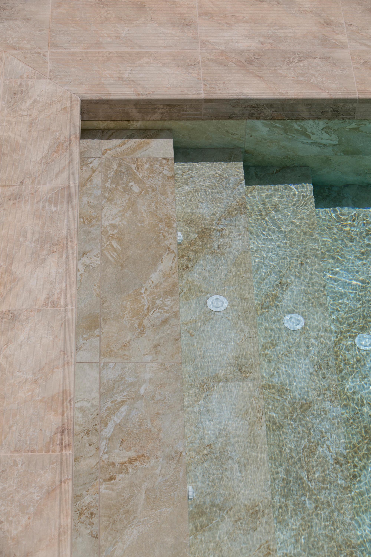 Mikonos anti slip tiles from ceramica mayor architonic - Ceramica mayor rainforest ...