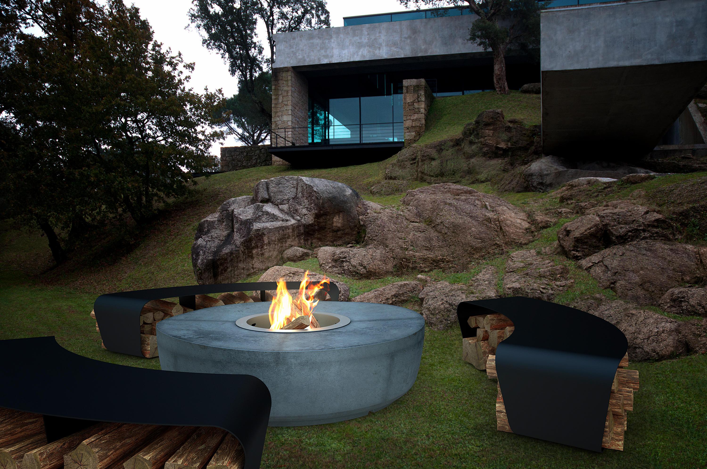 zarzuela gartenfeuerstellen von glammfire architonic. Black Bedroom Furniture Sets. Home Design Ideas