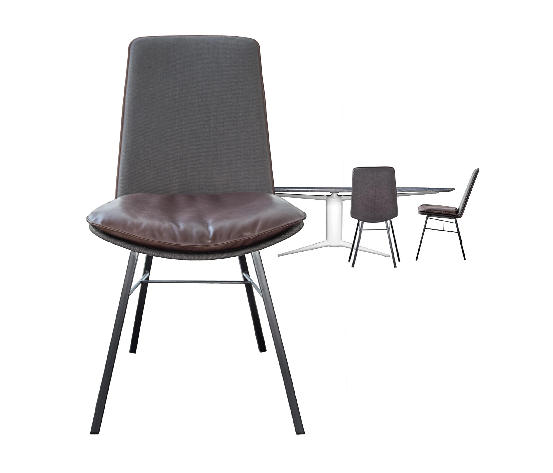lhasa thekenstuhl barhocker von kff architonic. Black Bedroom Furniture Sets. Home Design Ideas