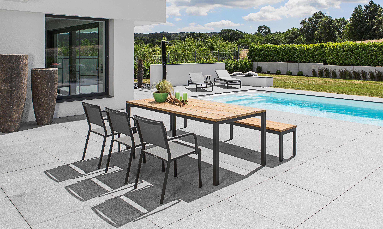 RIO LOUNGE ARMCHAIR - Garden armchairs from Fischer Möbel | Architonic