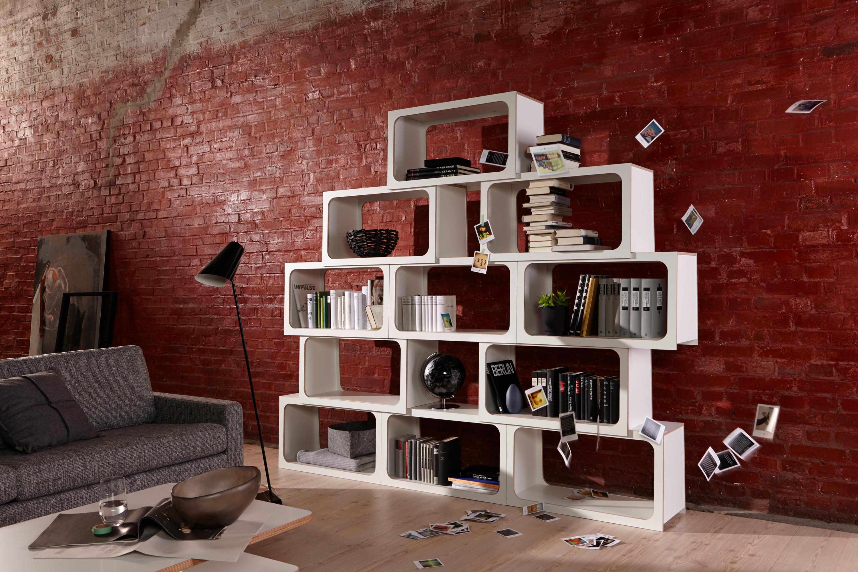 Boxit moduli libreria m ller m belwerkst tten architonic for Moduli libreria