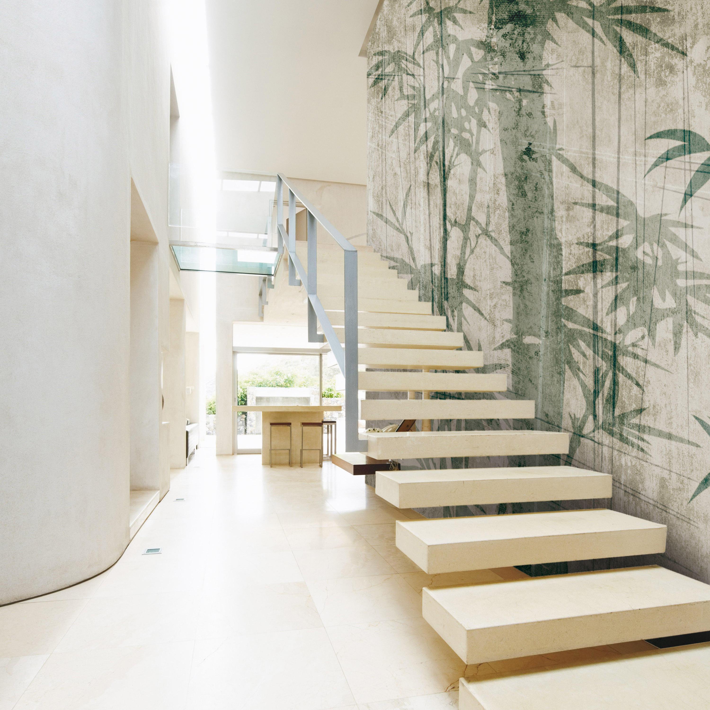 Mystic garden quadri murales inkiostro bianco architonic - Scala decorativa ikea ...