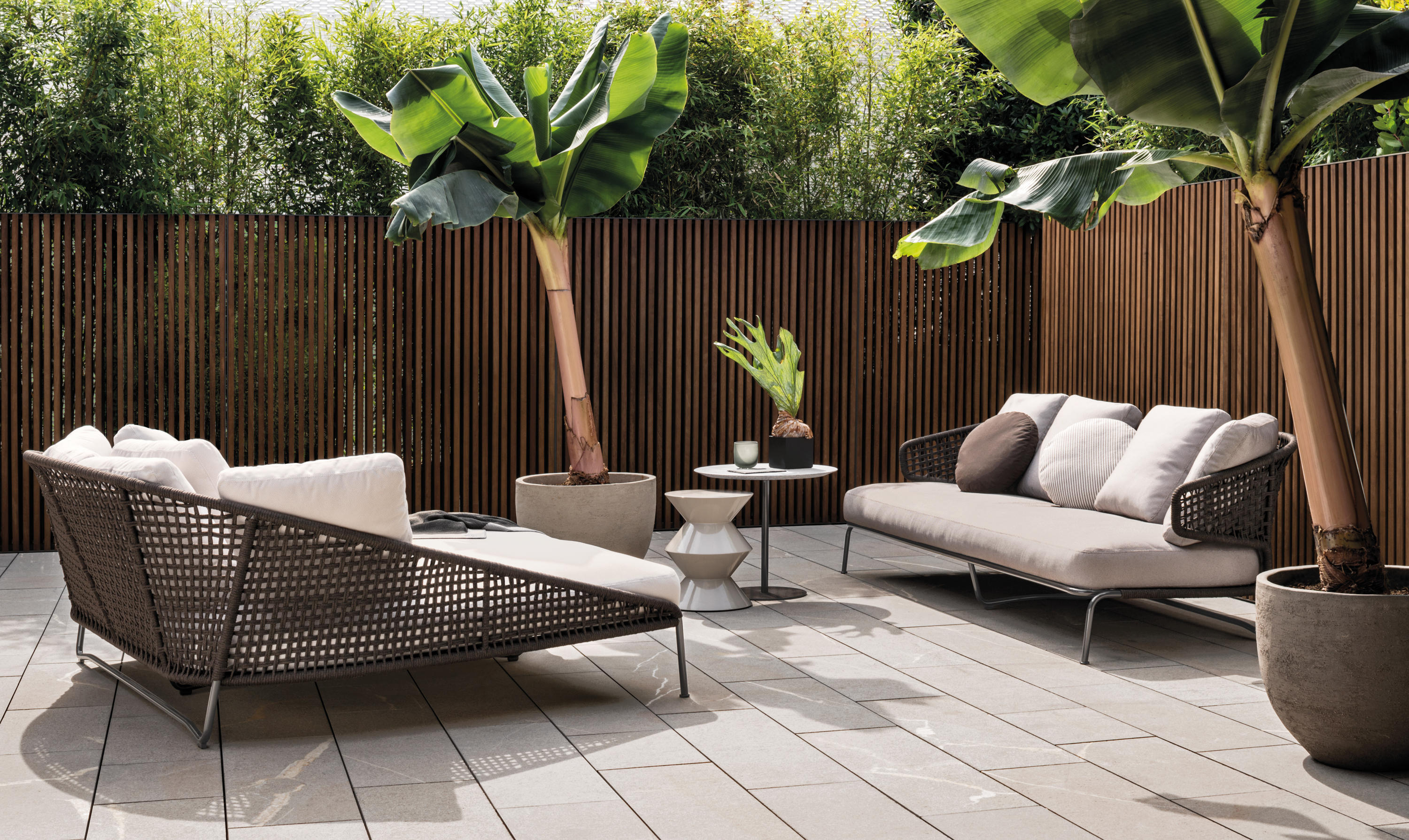 minotti outdoor furniture. Aston \ Minotti Outdoor Furniture E