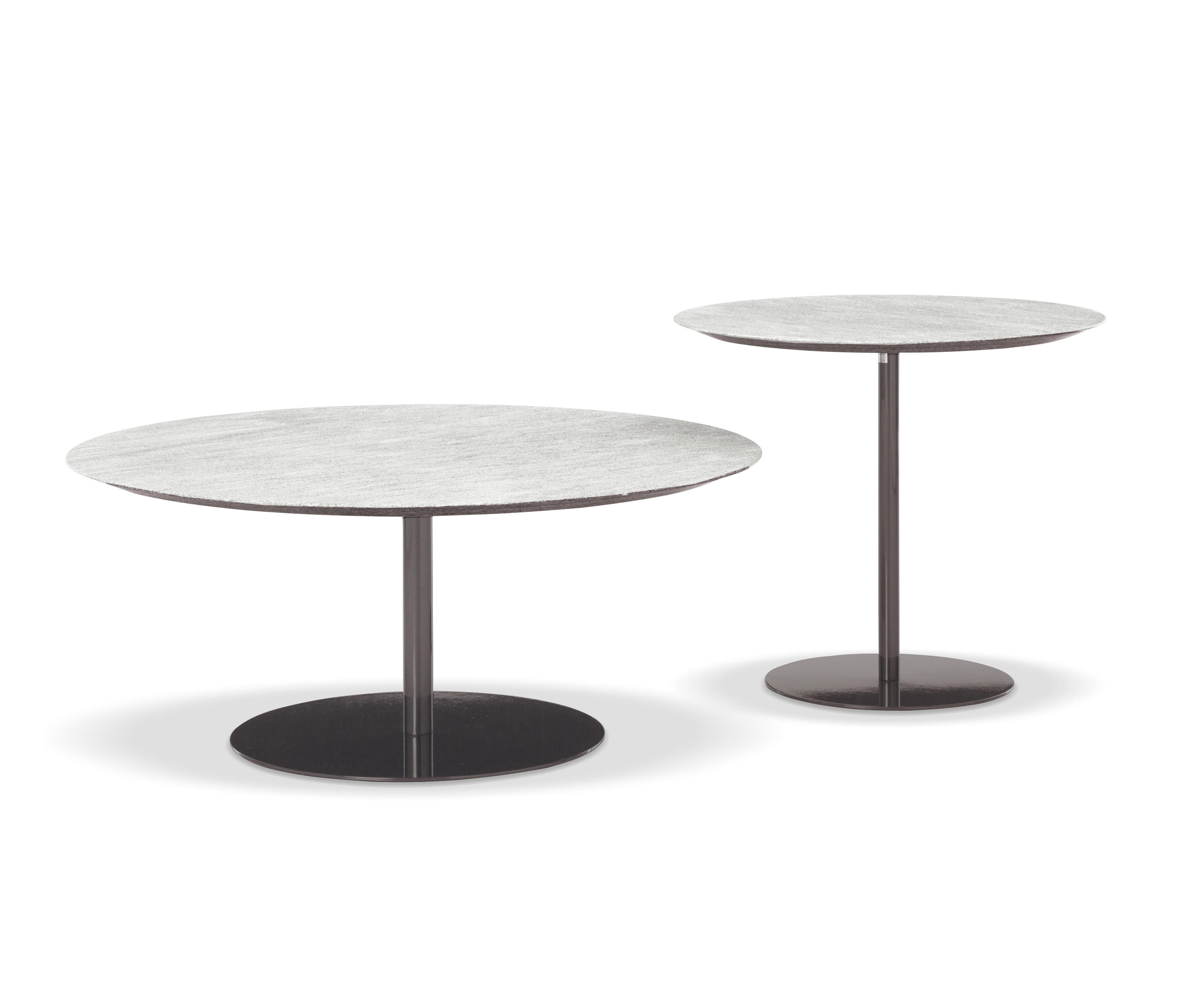 Bellagio Outdoor Lounge H61 Side Tables From Minotti