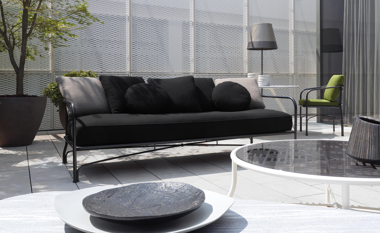tavolo basso da giardino traforato minotti