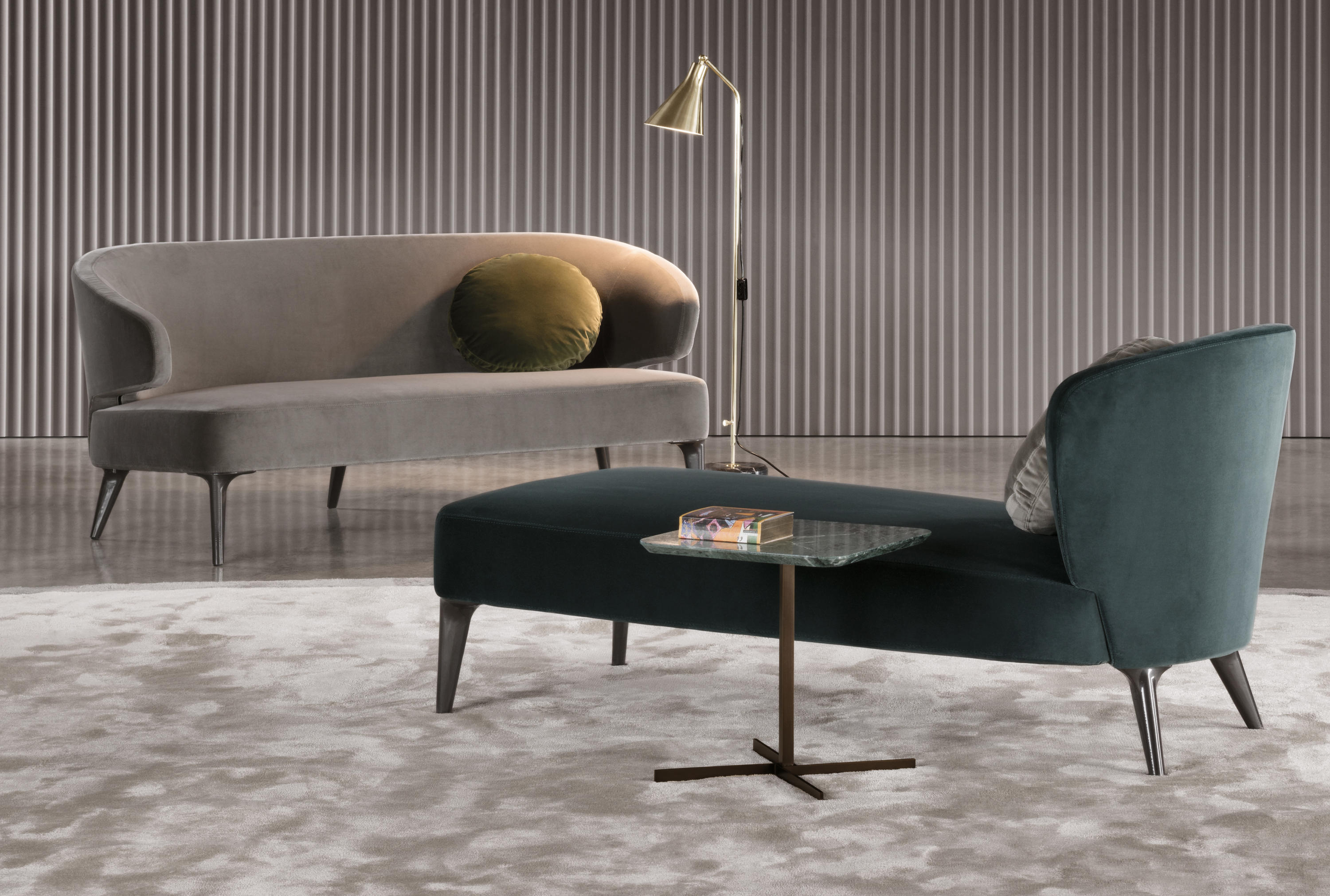 Aston Chairs From Minotti Architonic