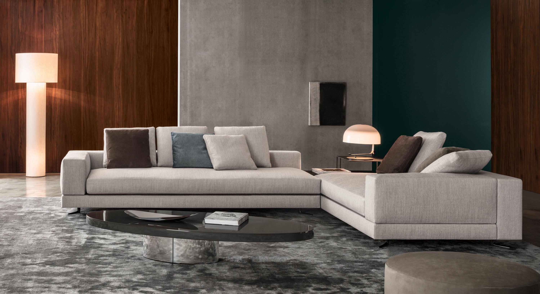White Sofas From Minotti Architonic