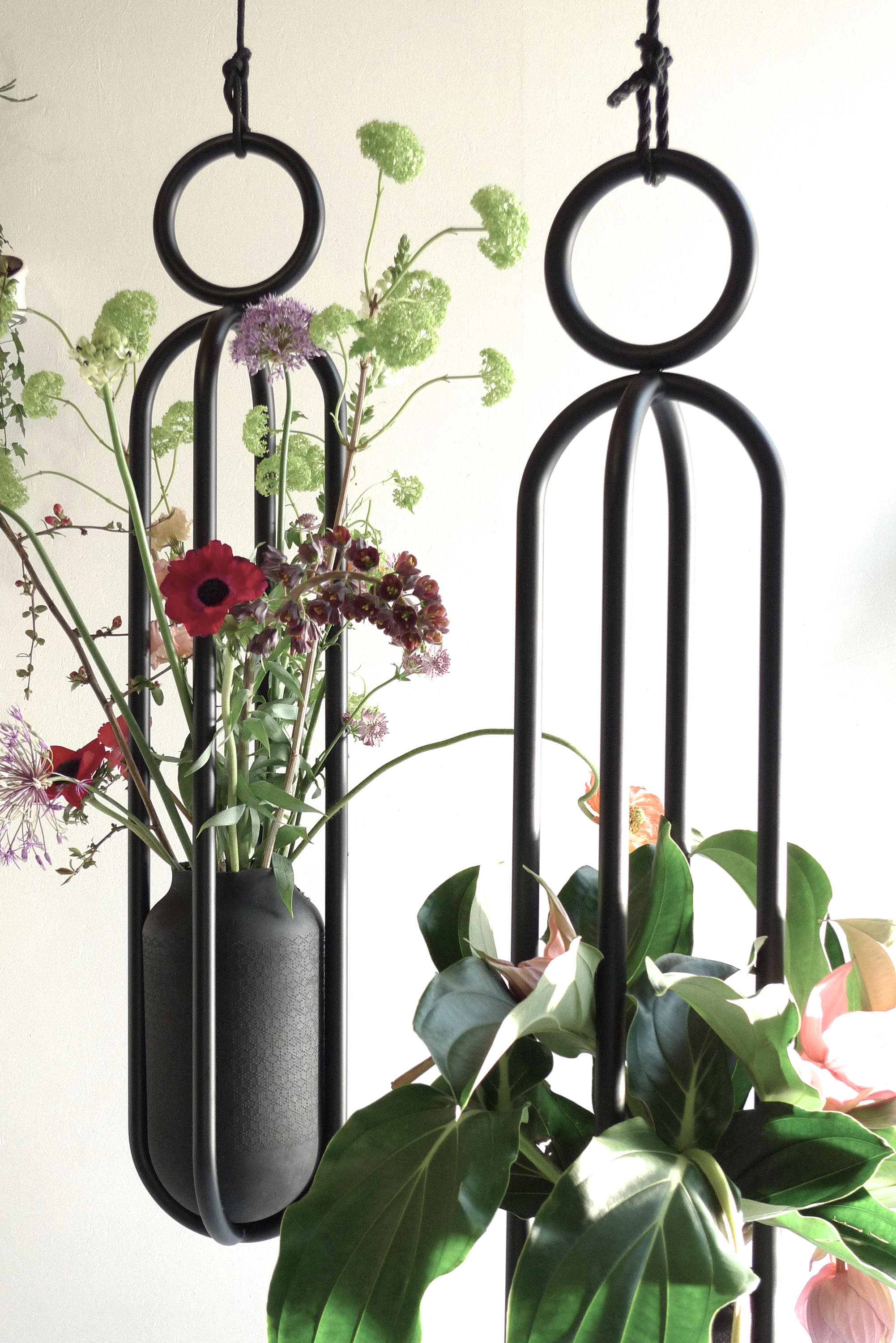Blumenampel Hanging Room Object Plant Pots From Atelier Haussmann
