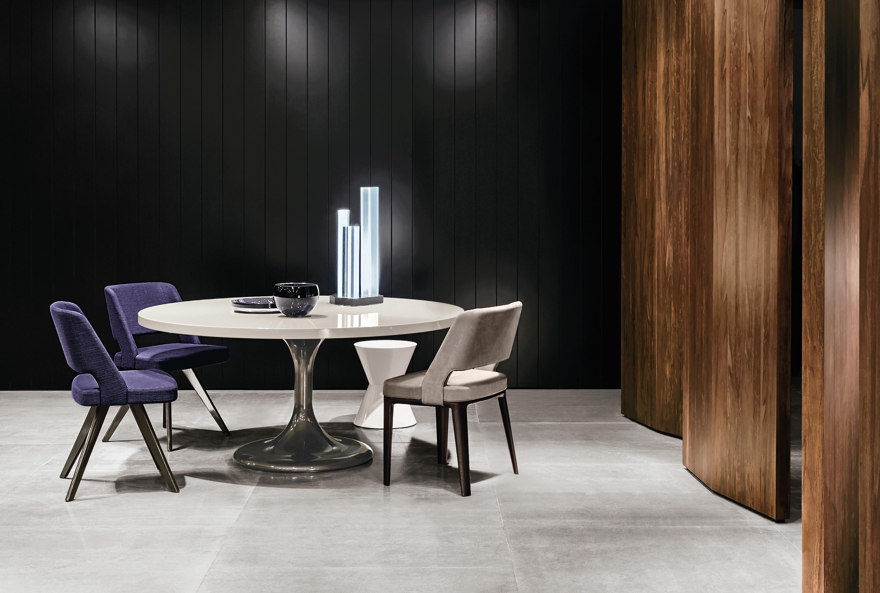 neto table conference tables from minotti architonic. Black Bedroom Furniture Sets. Home Design Ideas