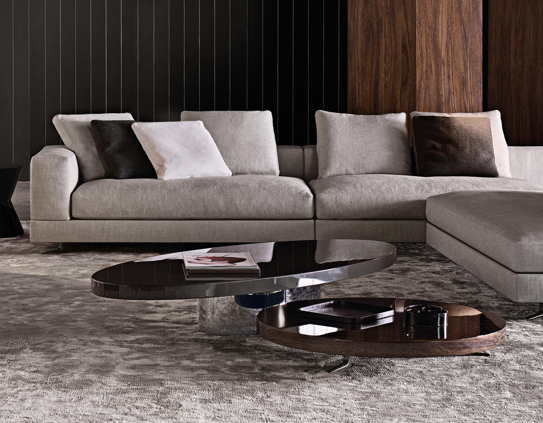 Raymond Lounge Tables From Minotti Architonic
