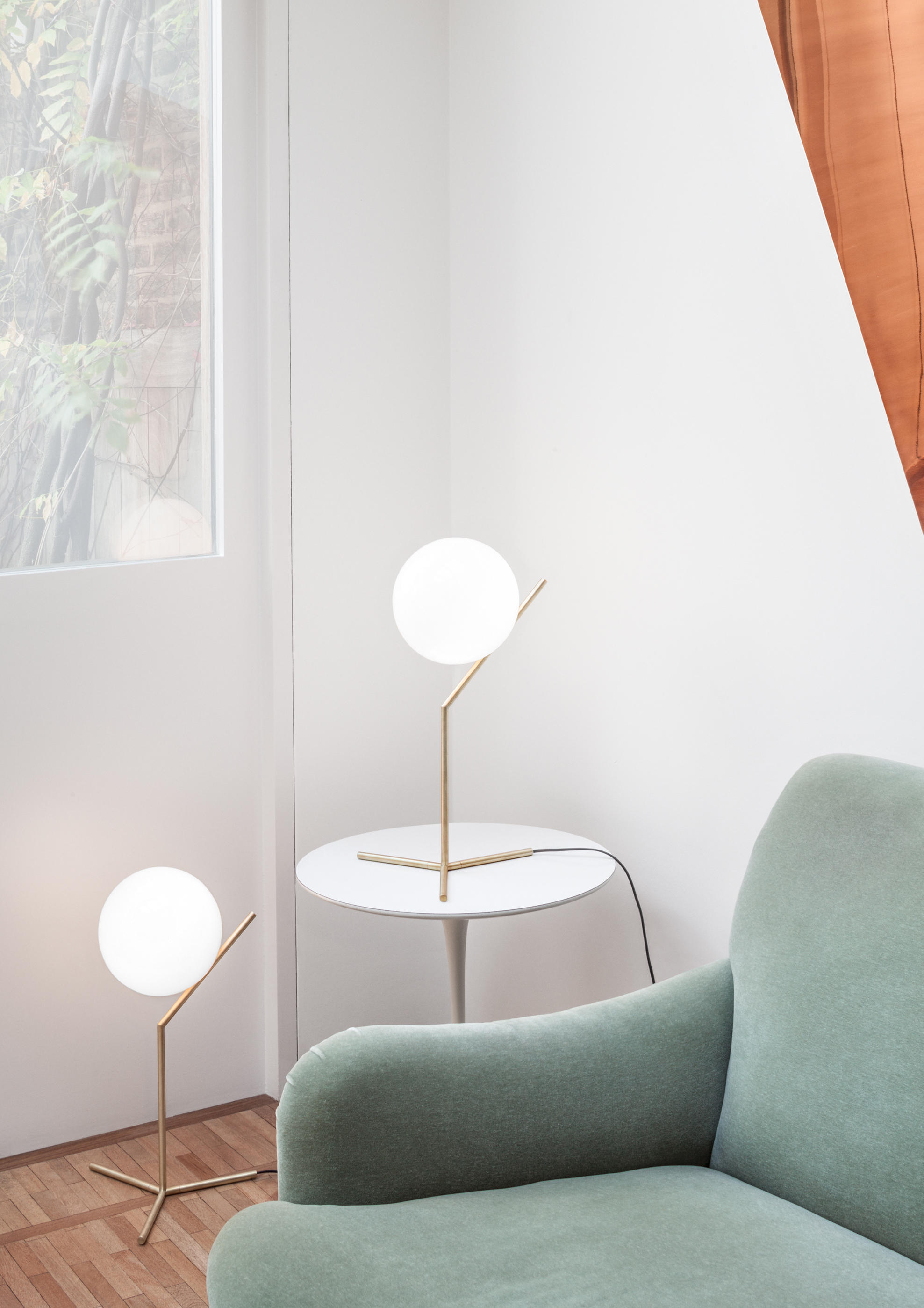Ic Light F1 Free Standing Lights From Flos Architonic