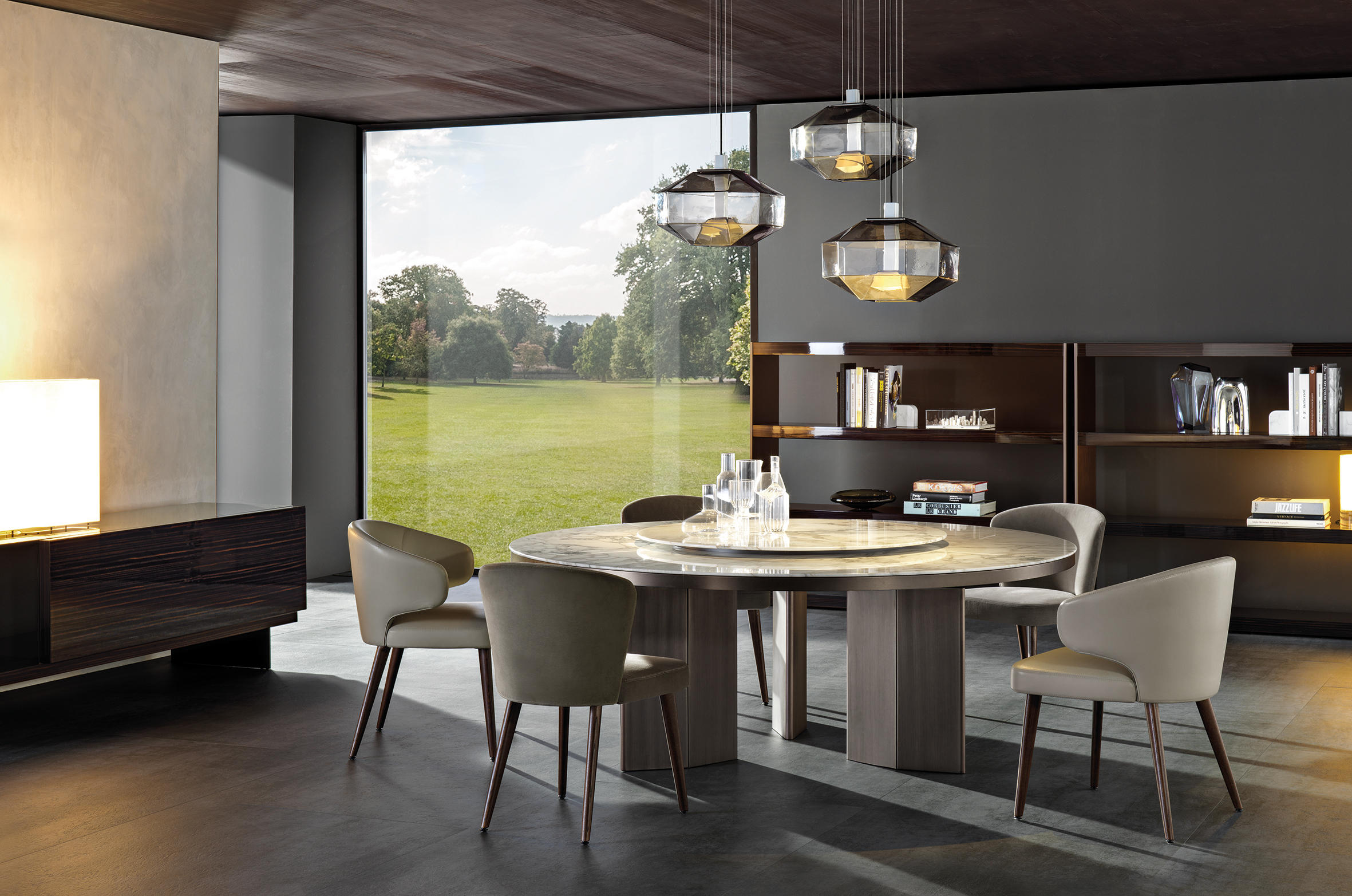 Morgan Dining Tables From Minotti Architonic