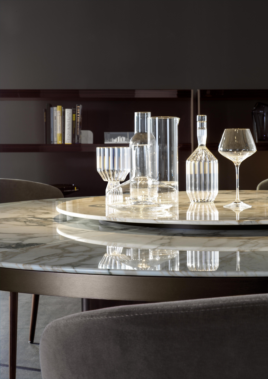Morgan Dining Tables From Minotti Architonic