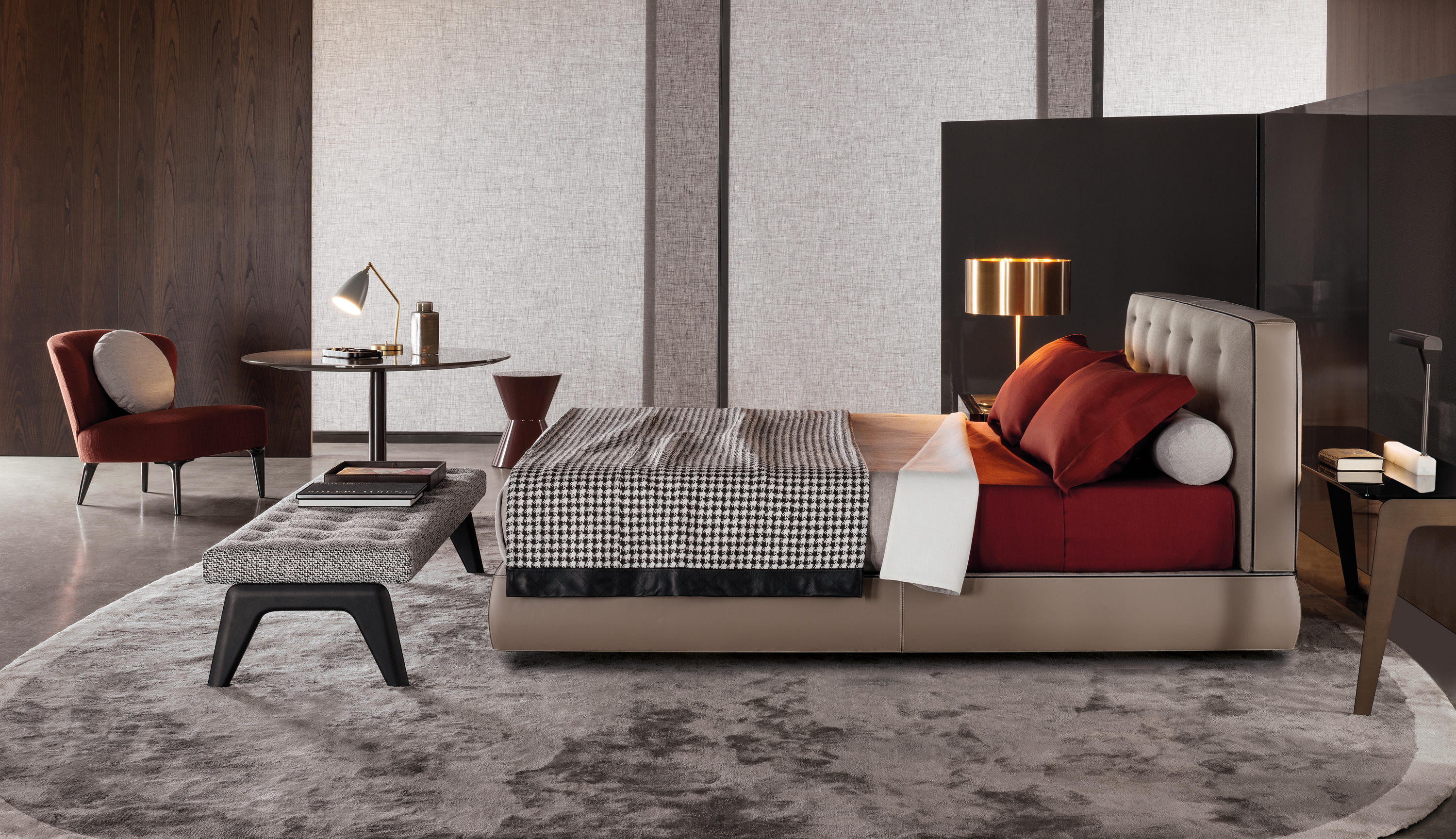 Bedford Beds From Minotti Architonic