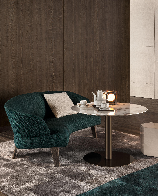 Square Lacquer Coffee Table