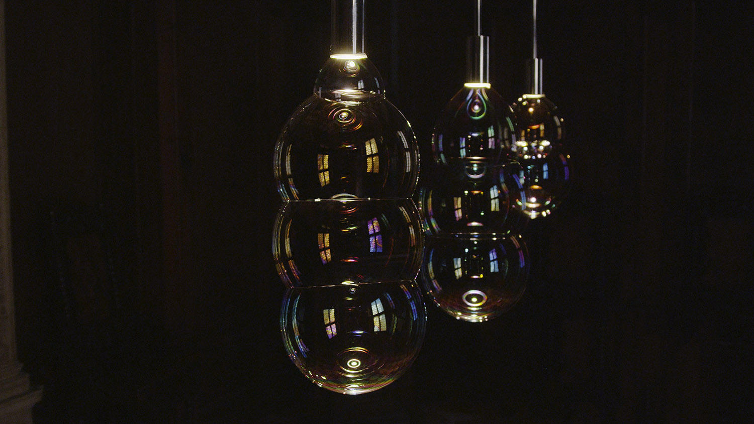 Bubble Lamp Suspended Lights From Booo Architonic