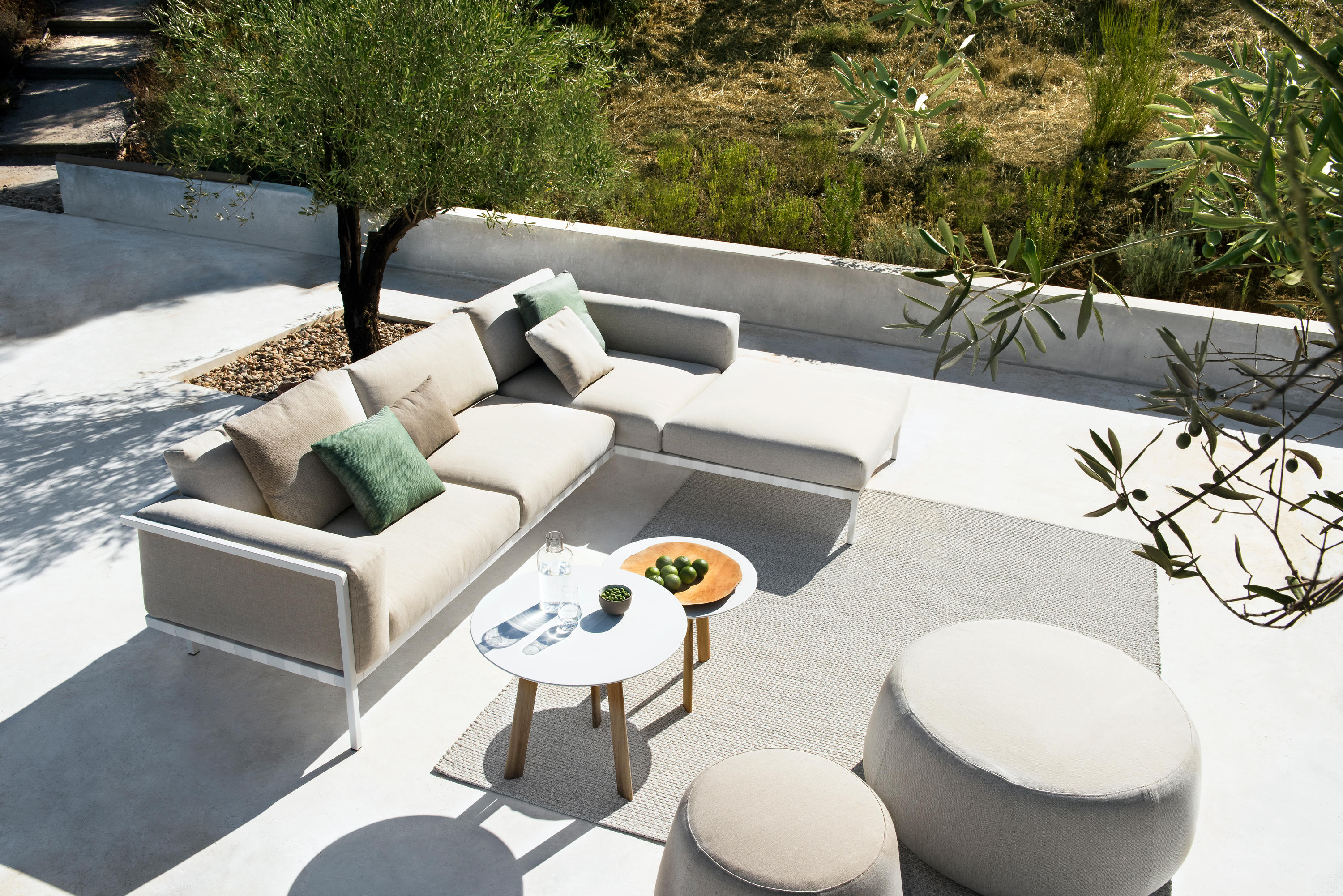 Natal Alu Sofa Sofas From Tribu Architonic