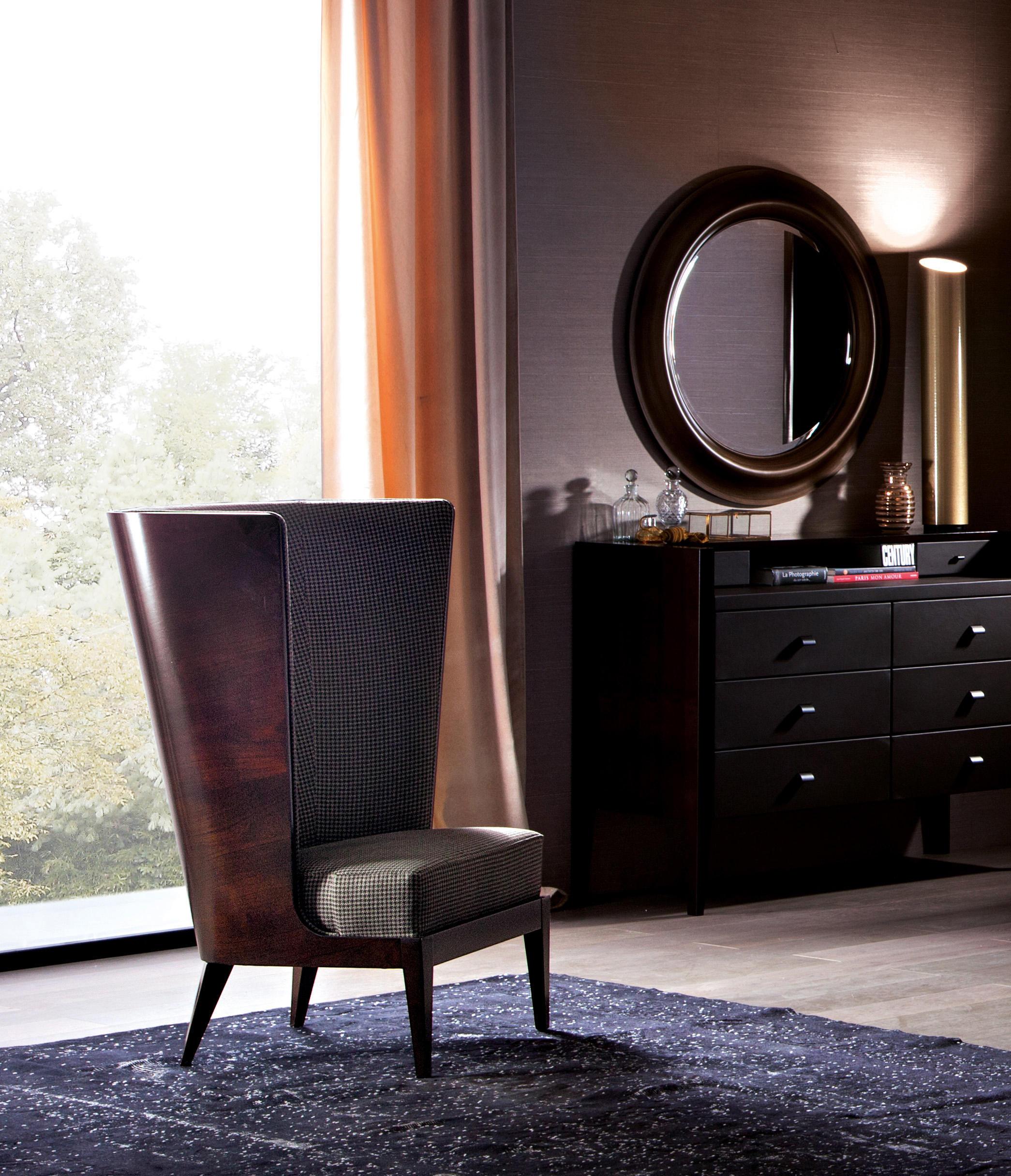 astoria berg re philipp selva loungesessel von selva architonic. Black Bedroom Furniture Sets. Home Design Ideas