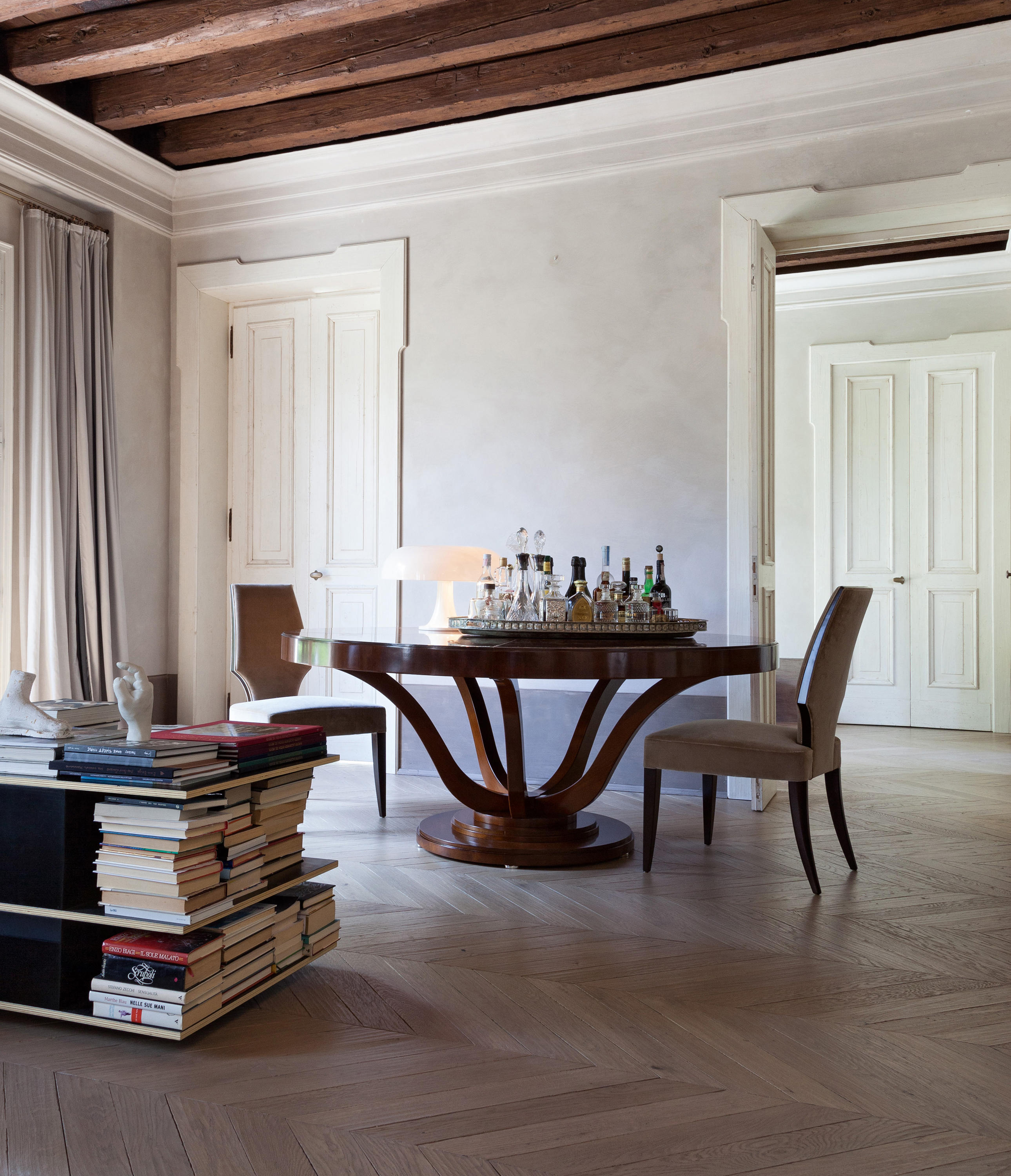 Victoria Dining Table Philipp Selva By