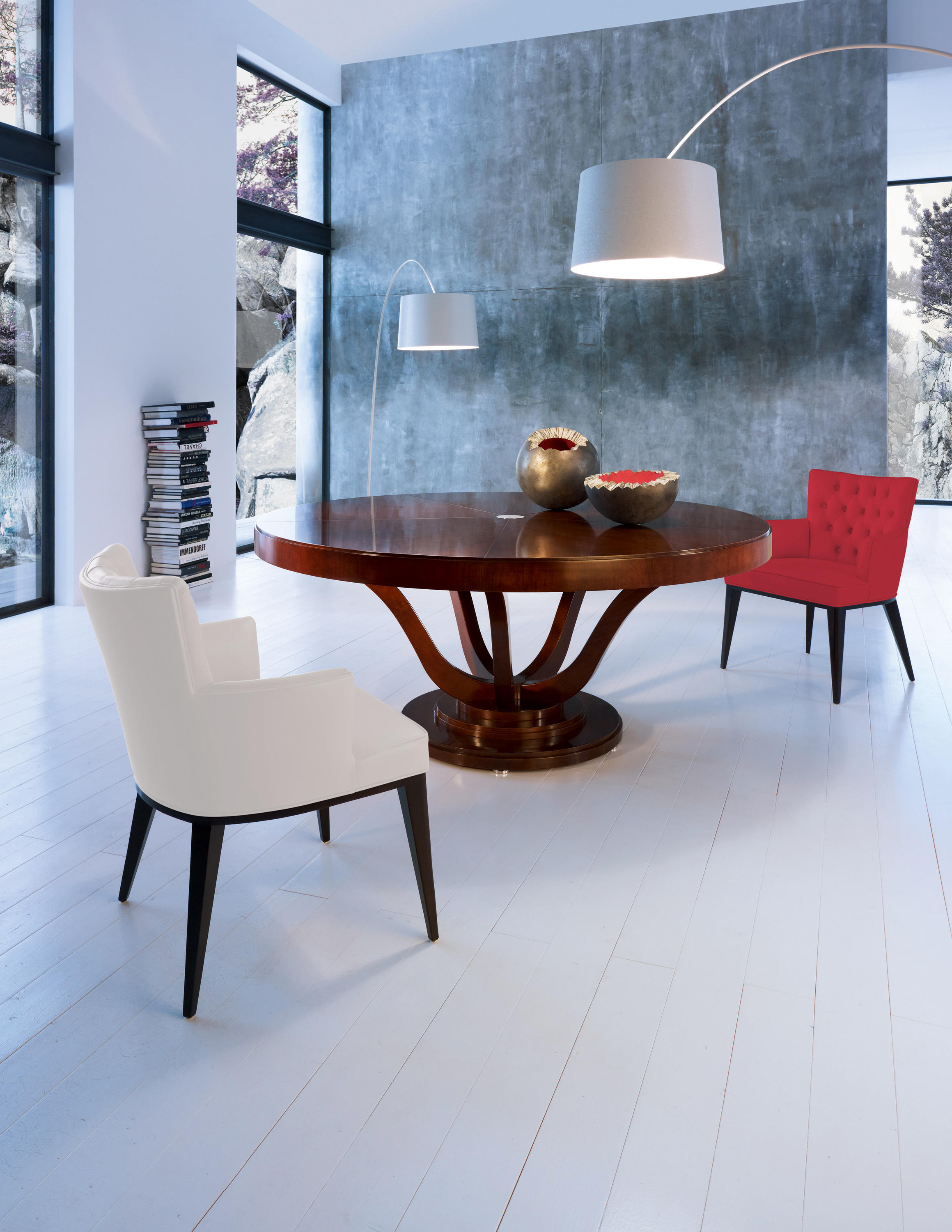 Victoria Dining Table Philipp Selva De
