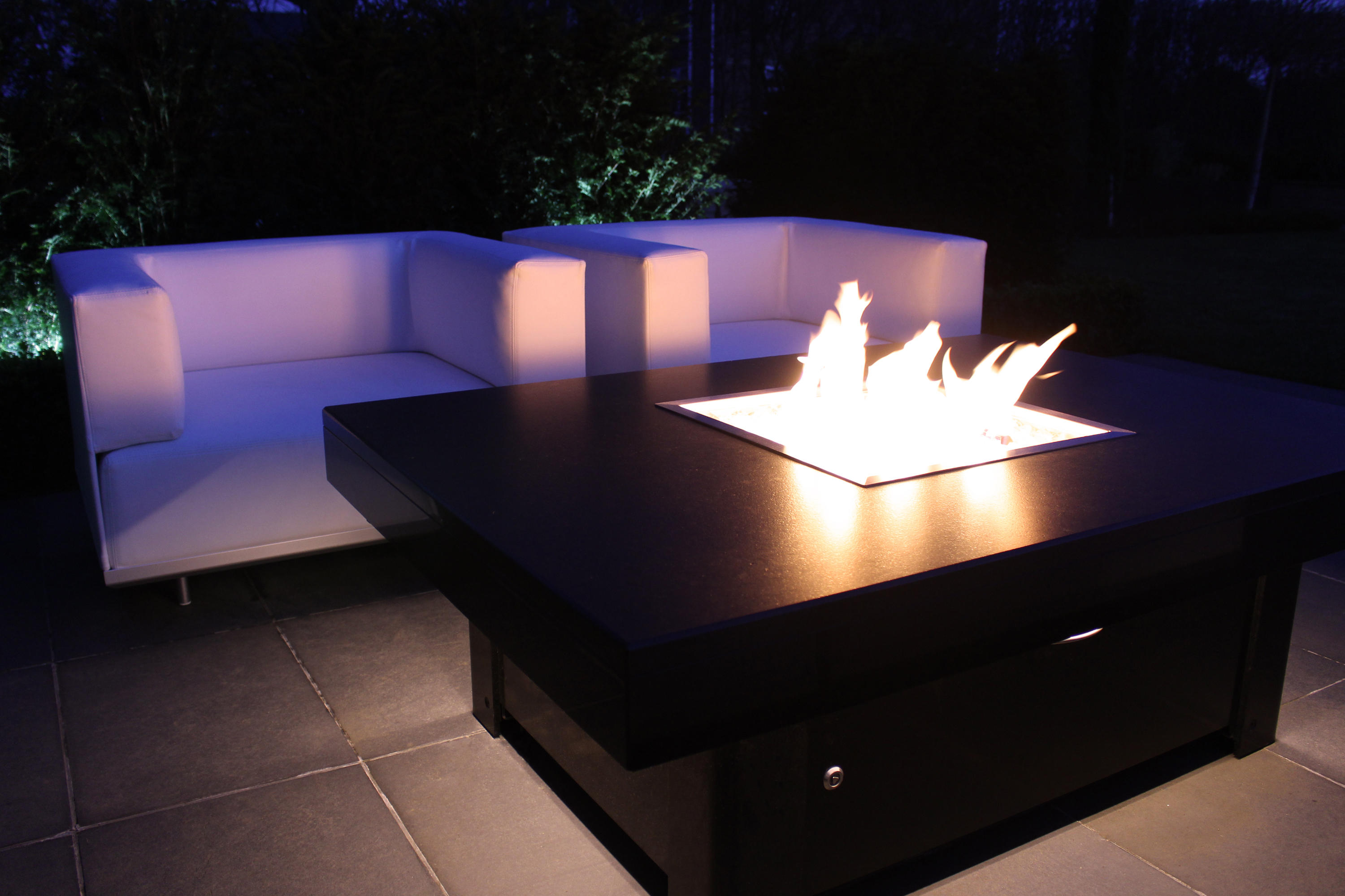 bahama gas fire table garden fire pits from rivelin architonic