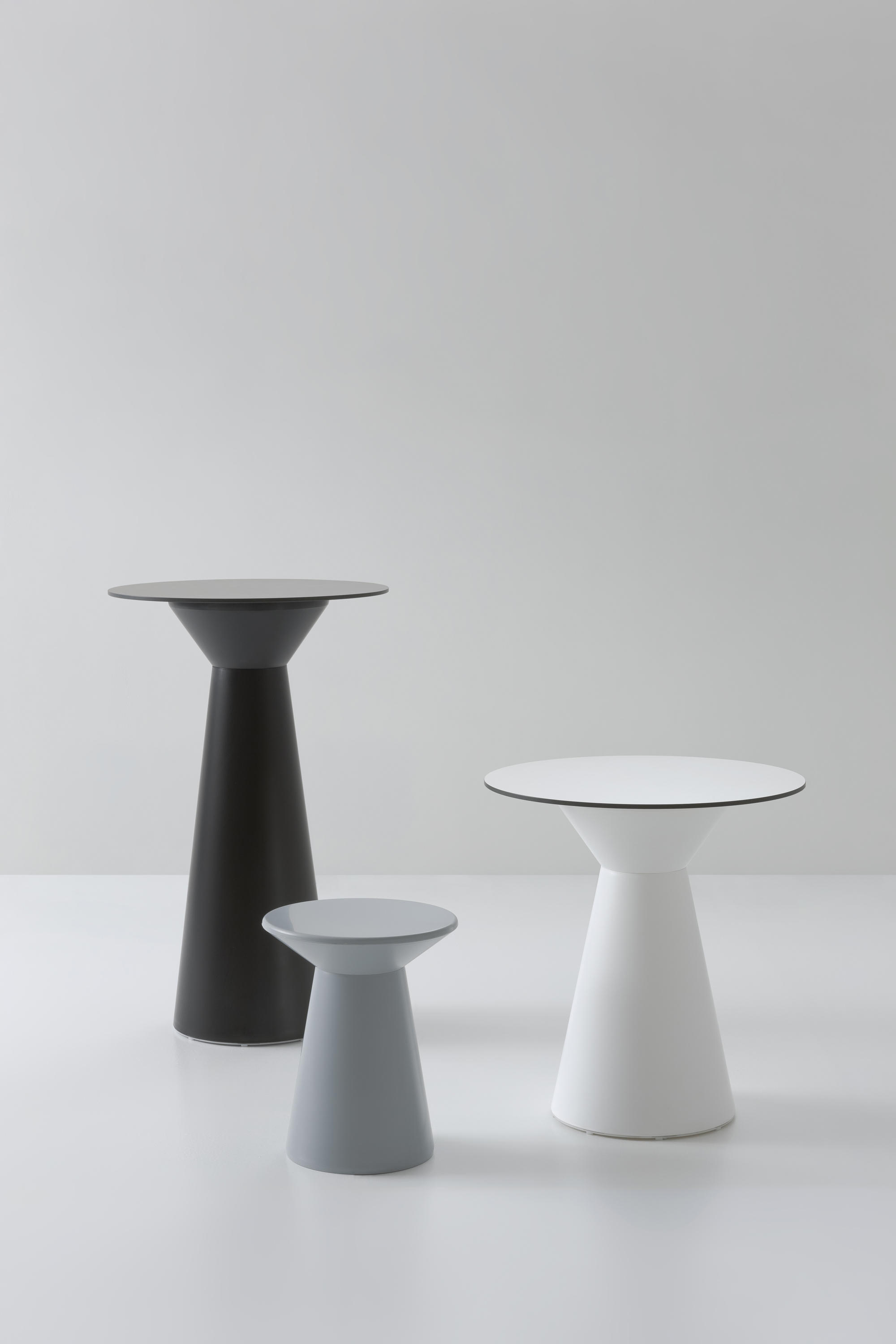 Roller Side Tables From Gaber Architonic