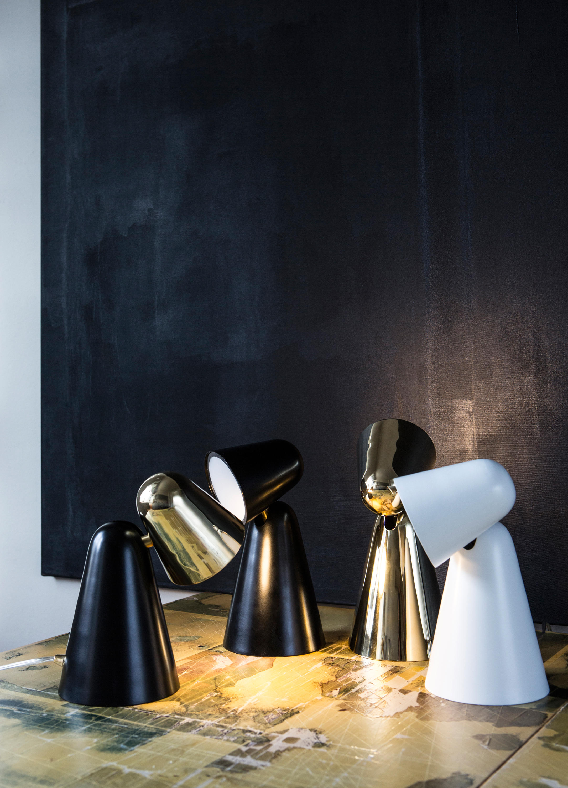Peppone Table Lamp Table Lights From Formagenda Architonic