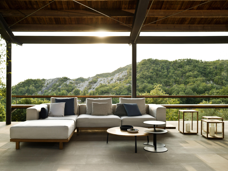 VIS À VIS SOFA - Garden sofas from Tribù   Architonic