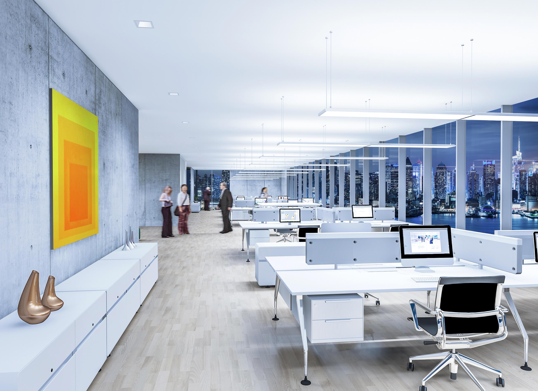 Light fields evolution a sospensione illuminazione for Ambiente design
