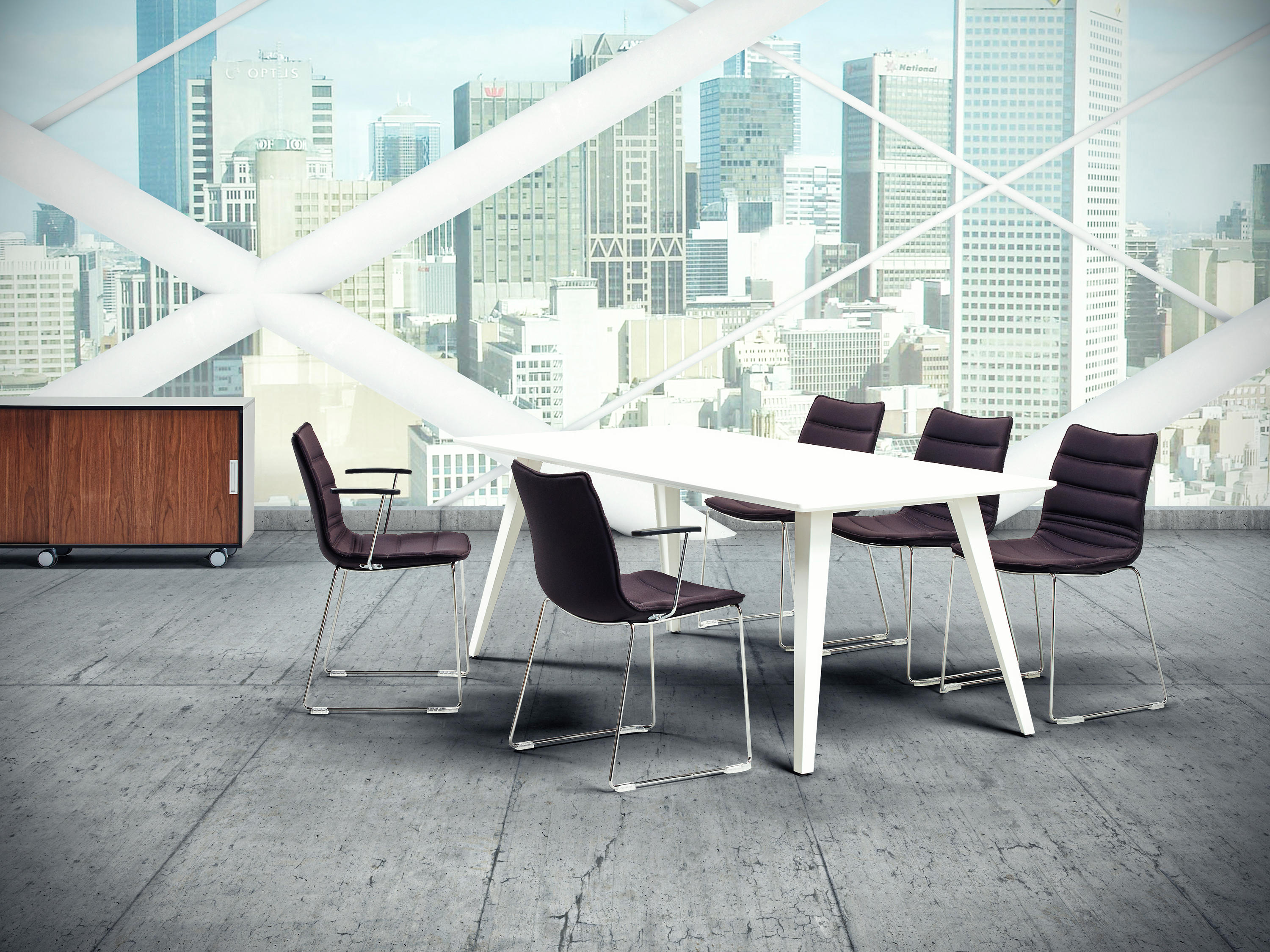 S10 Chair Chairs From Cube Design Architonic
