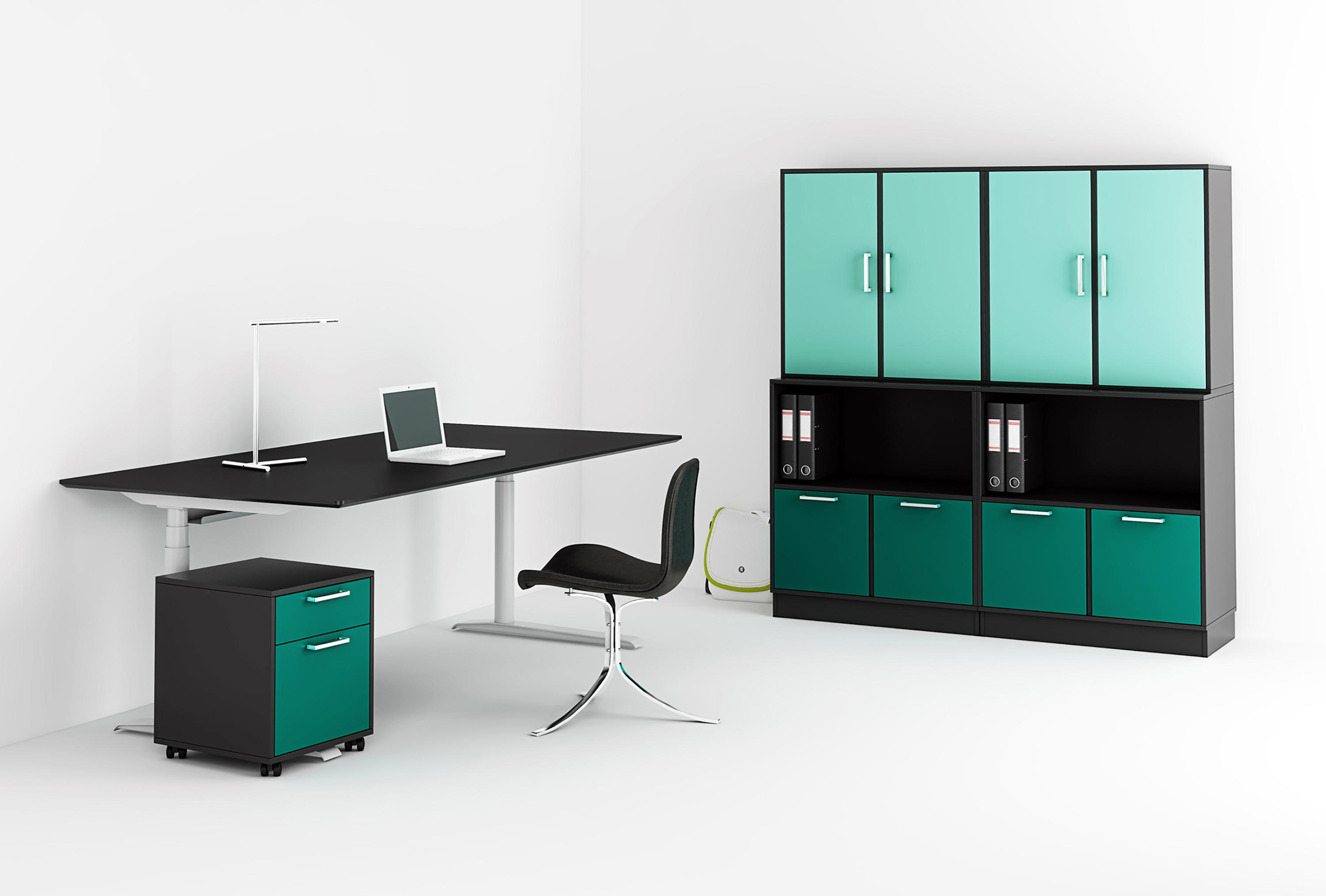 Quadro Sit Stand Desk Contract Tables From Cube Design