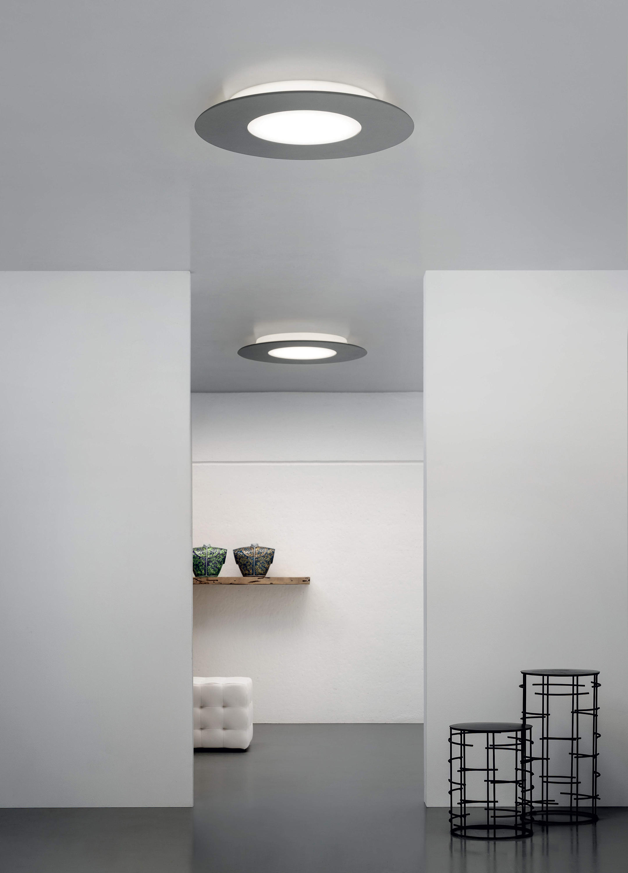 SQUARE_SQ - Ceiling lights from Linea Light Group | Architonic