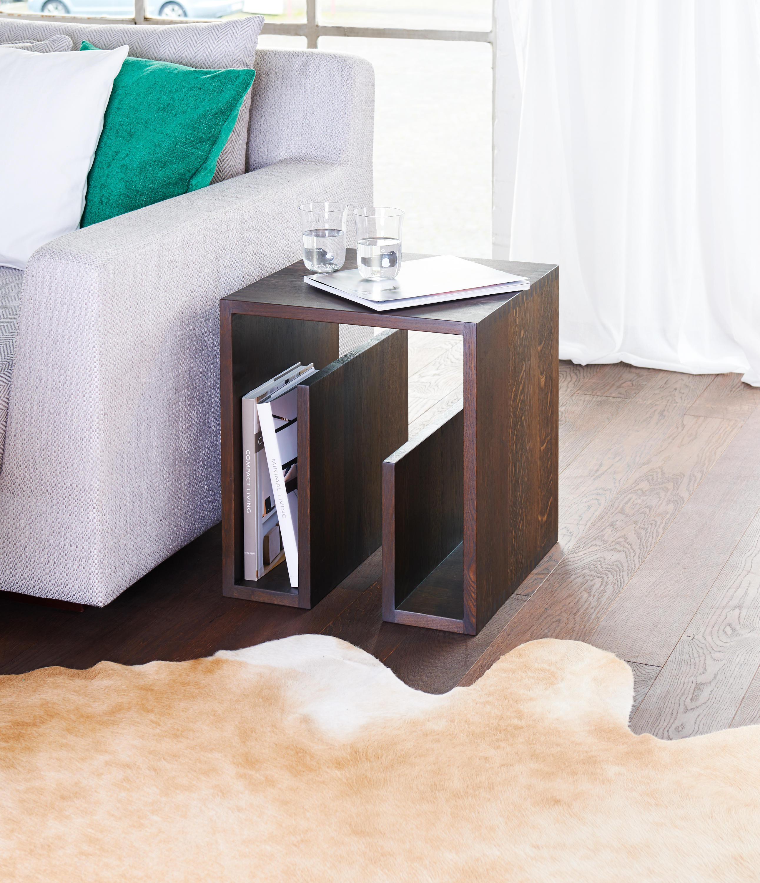 Campo Side Table By Lambert ...