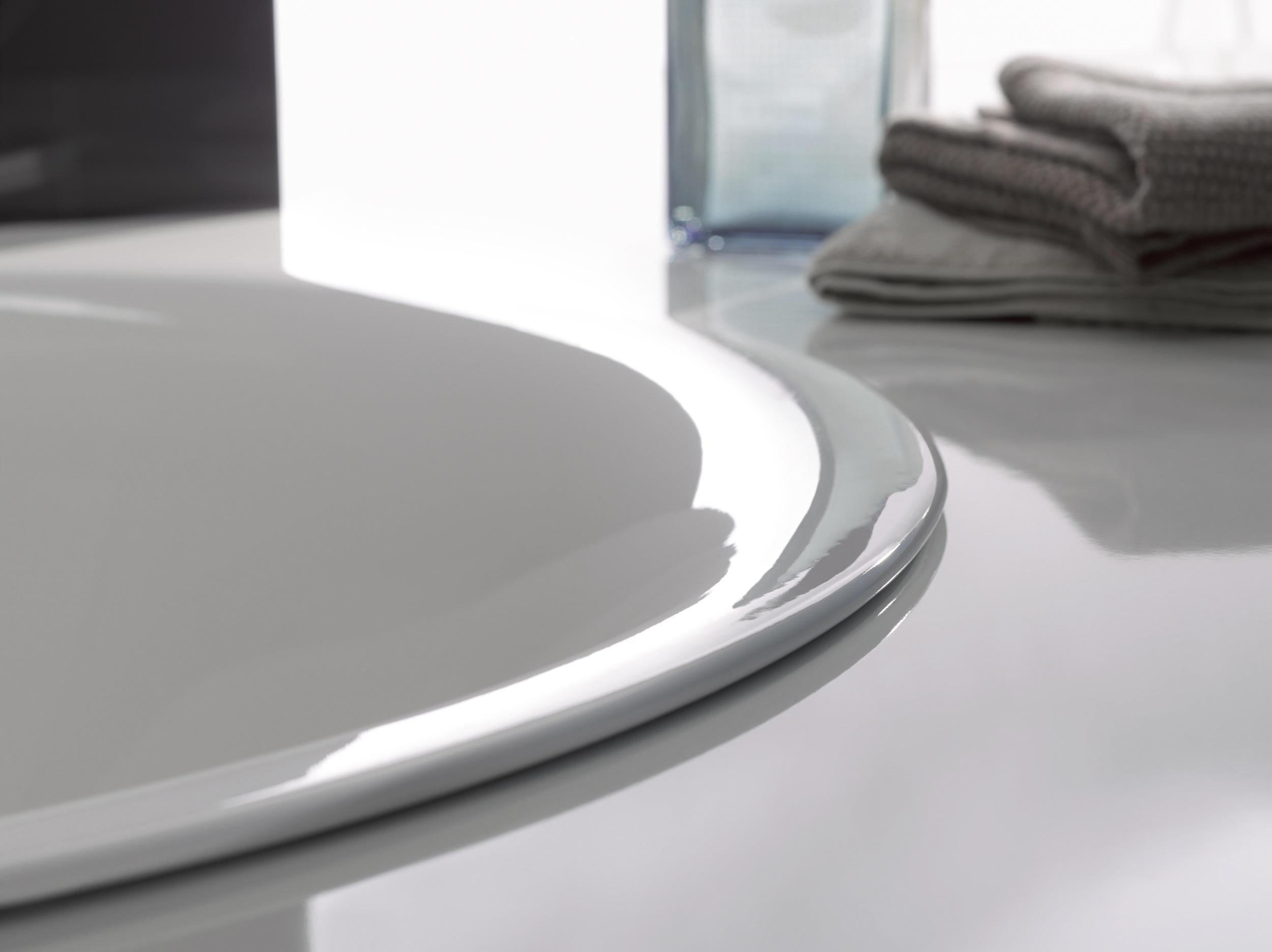 ovale badewanne verkleiden, bettelux oval - waschtische von bette | architonic, Design ideen