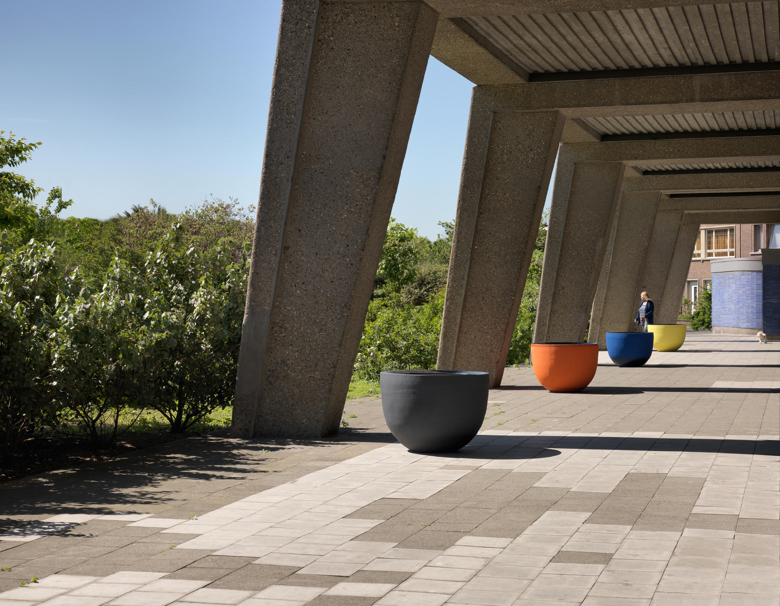 AXEL POT - Plant pots from Domani | Architonic