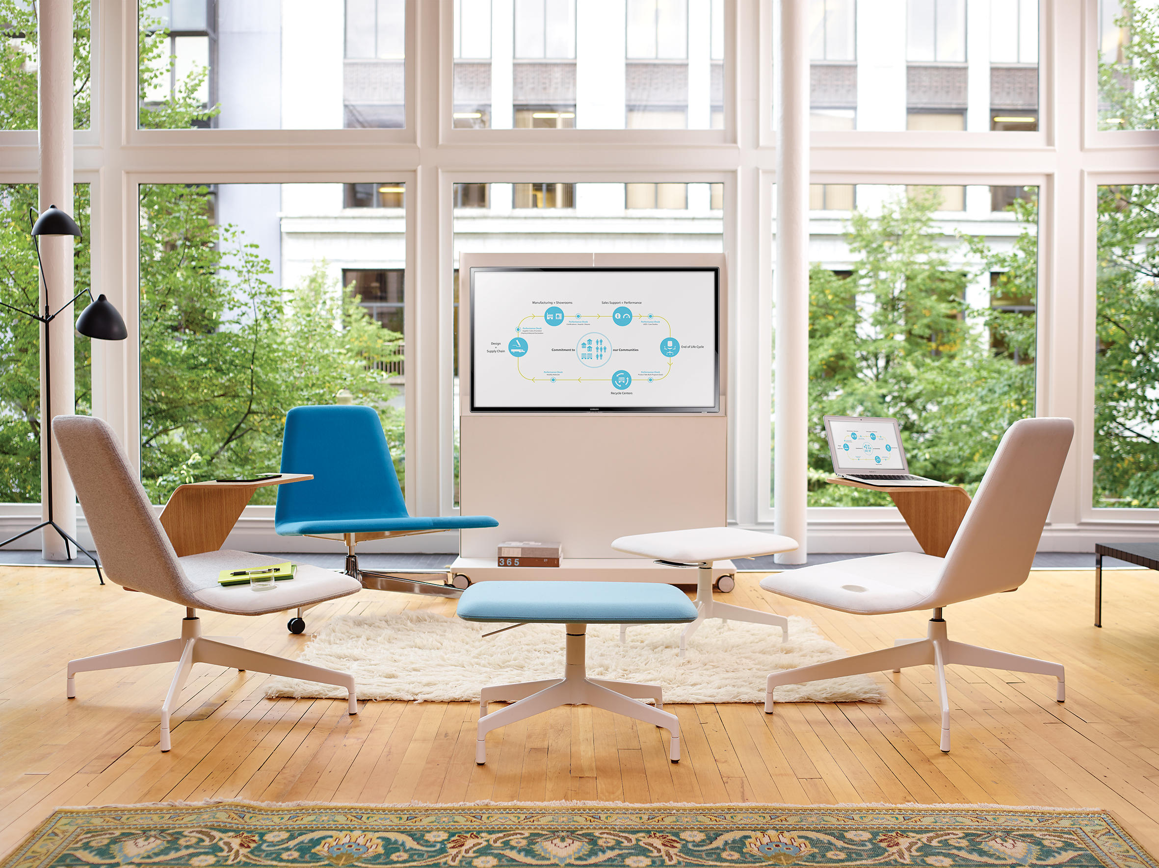 Strange Harbor Work Lounge Chair Architonic Ibusinesslaw Wood Chair Design Ideas Ibusinesslaworg