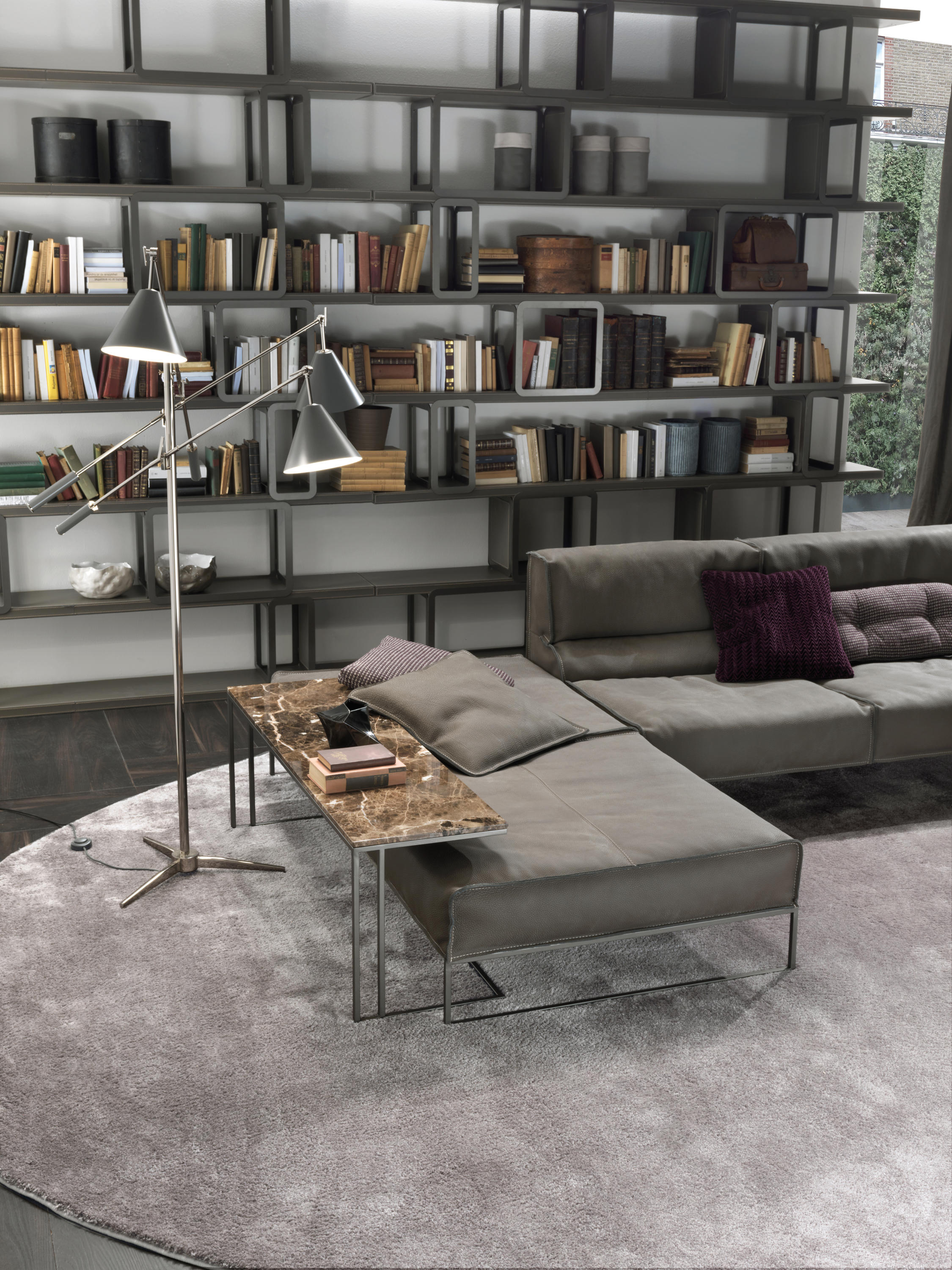 Cloud Lounge Sofas From Frigerio Architonic