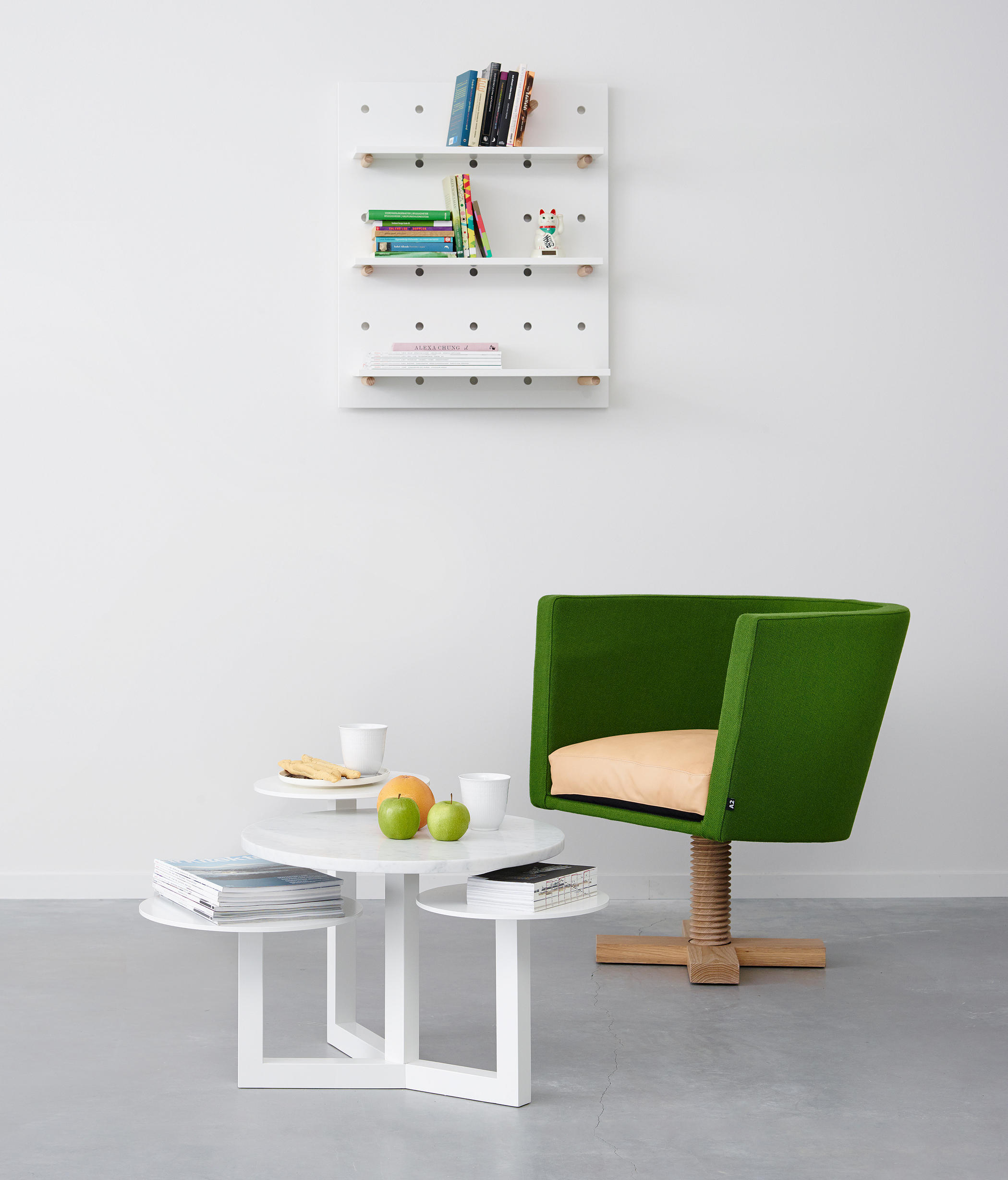 Astounding New Bo Swivel Armchair Armchairs From A2 Designers Ab Theyellowbook Wood Chair Design Ideas Theyellowbookinfo