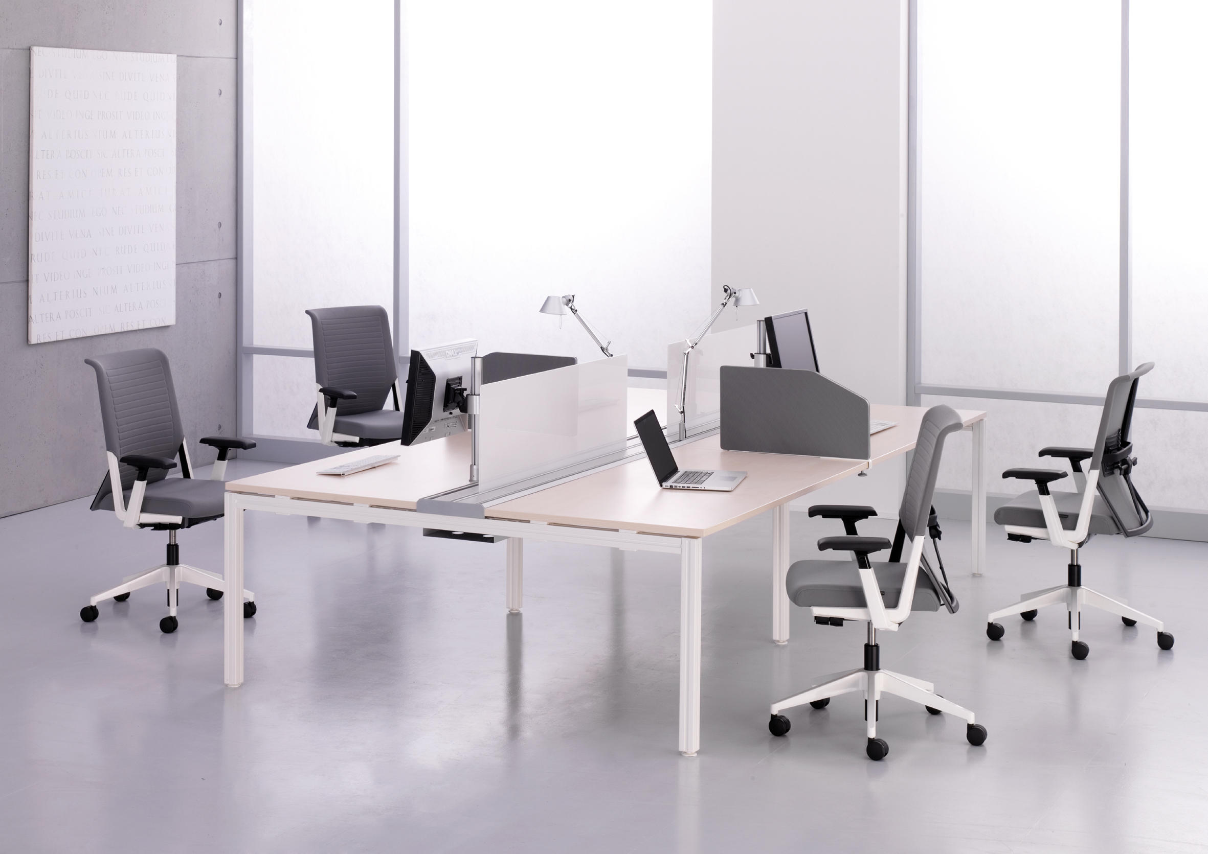 TIBAS MEETING - Individual desks from Haworth | Architonic