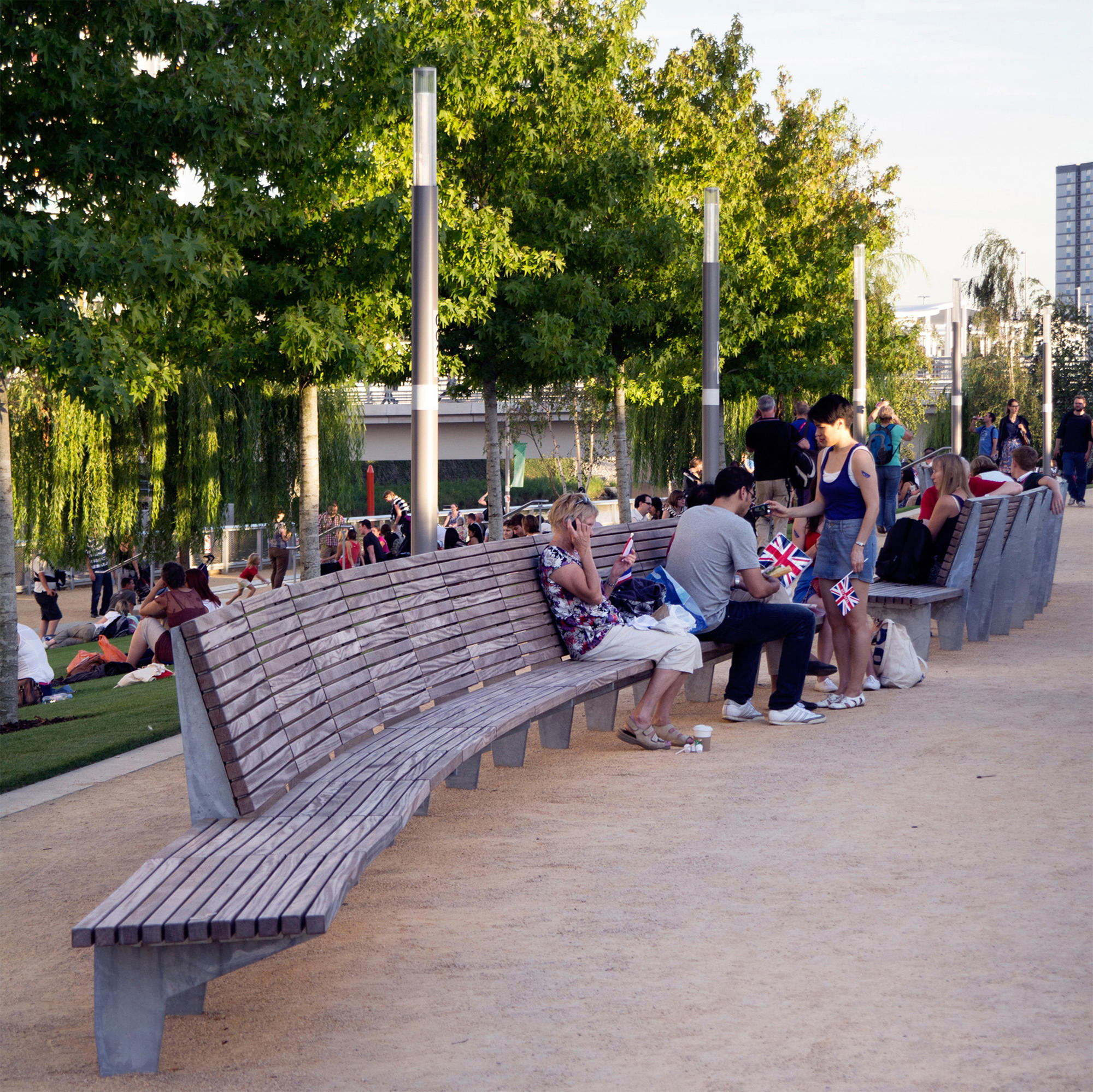 Olympic Long Amp Lean Banken Benches From Streetlife